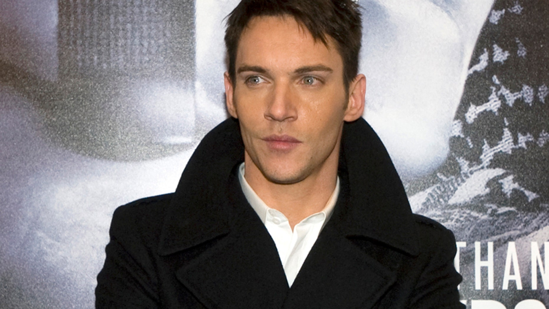 """Actor Jonathan Rhys Meyers arrives at the premiere of """"From Paris With Love"""" in Paris February 11, 2010. REUTERS"""