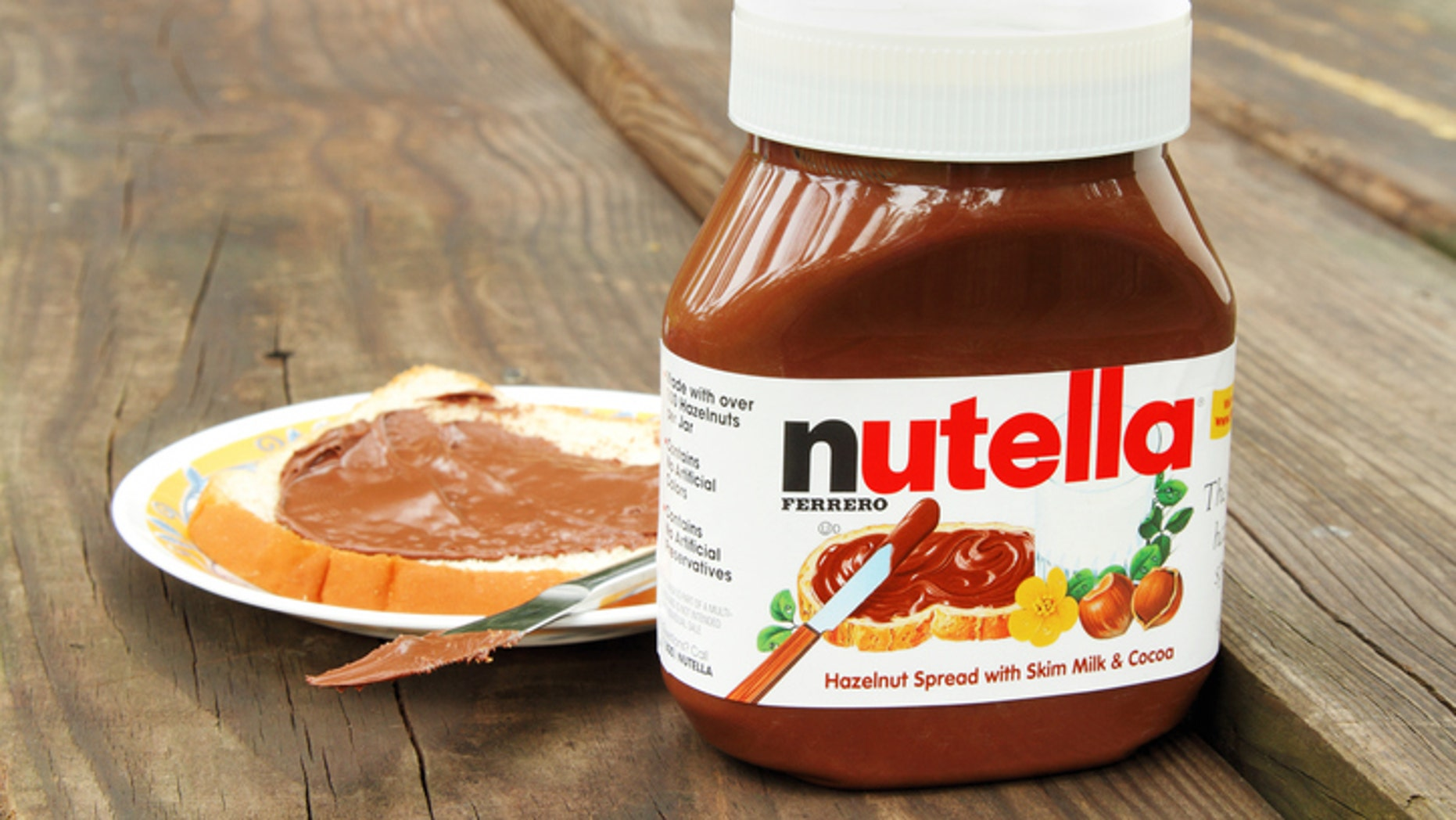 Nutella maker fights back against UK study declaring key