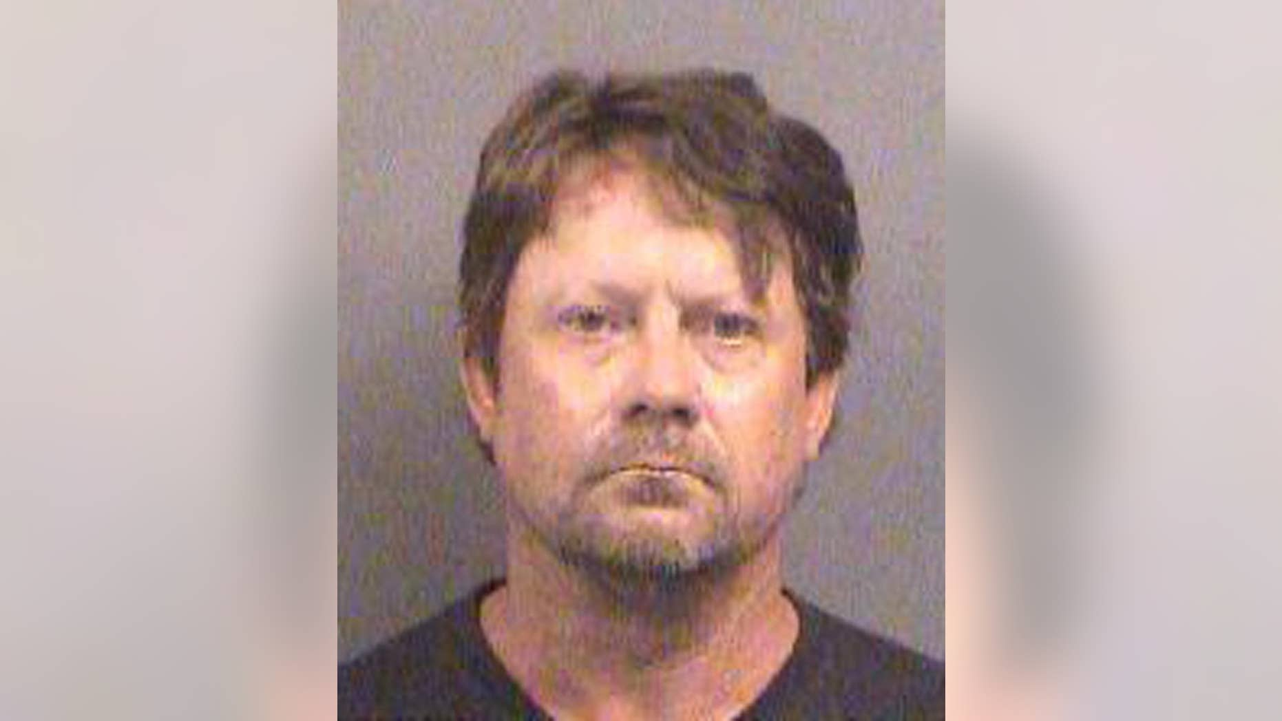 This Friday, Oct. 14, 2016 booking photo provided by the Sedgwick County Sheriff's Office in Wichita, Kan., shows Patrick Eugene Stein. Stein is one of three members of a Kansas militia group who were charged Friday Oct. 14, 2016, with plotting to bomb an apartment building filled with Somali immigrants in Garden City, Kan. Acting U.S. Attorney Tom Beall said Curtis Allen, Stein and Gavin Wright are members of a group calling itself the Kansas Security Force. Beall says the arrests were the culmination of an eight-month investigation. (Sedgwick County Sheriff's Office via AP)