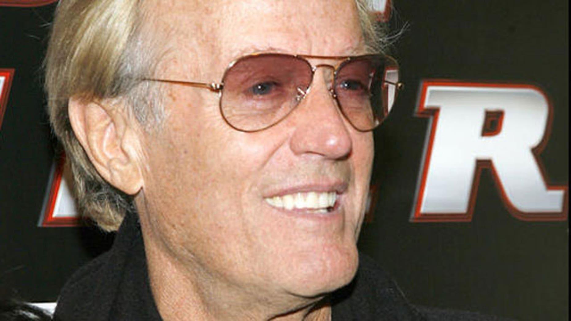 Peter Fonda Finds Dead Body in Los Angeles   Fox News