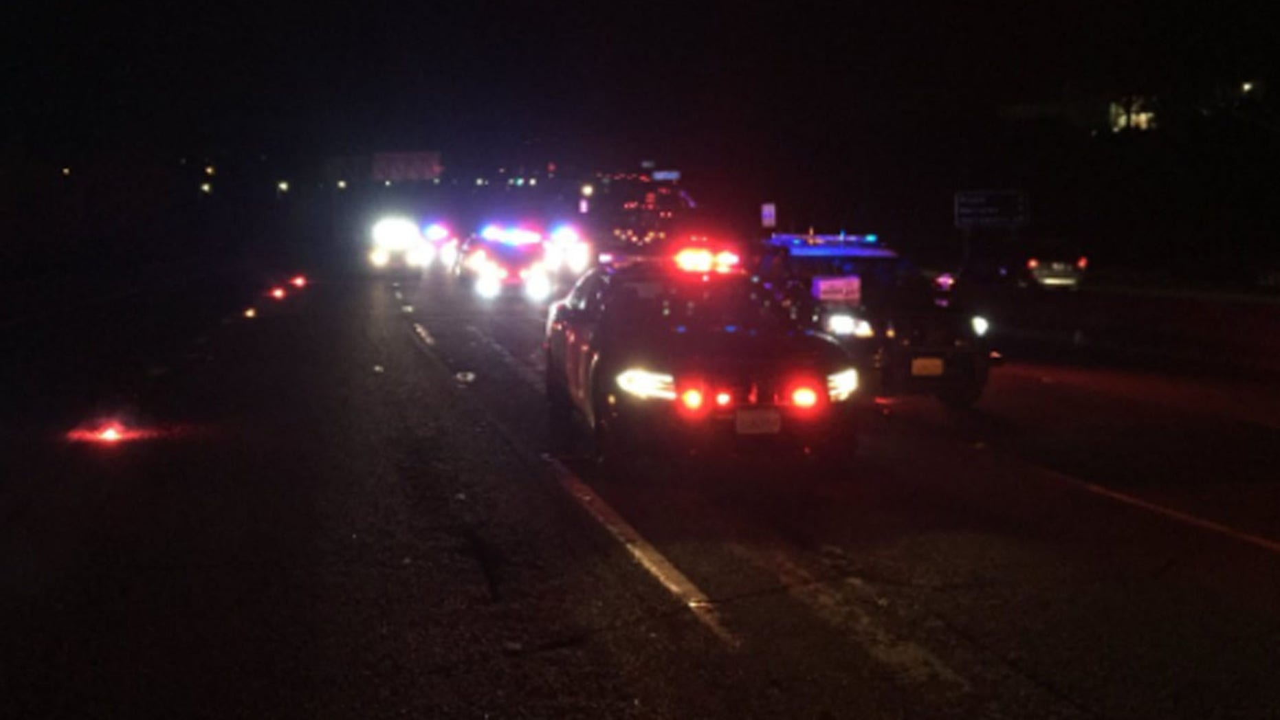 Nov. 26: Four people were pronounced dead on scene at Interstate 80 in the San Francisco , 5 others transported for injuries.