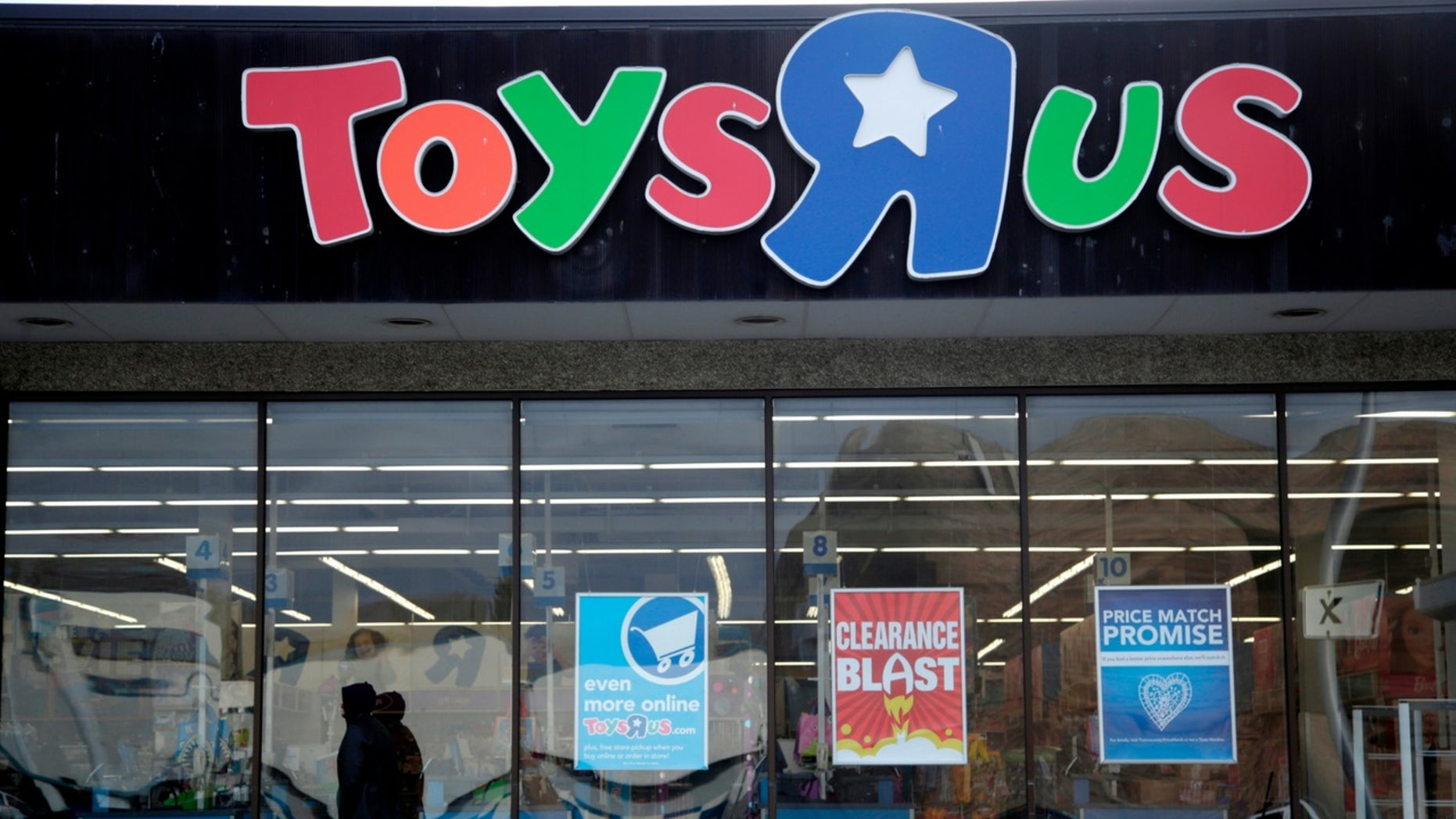 A mysterious man purchased $1 million worth of toys at a Toys R Us and donated them to children.