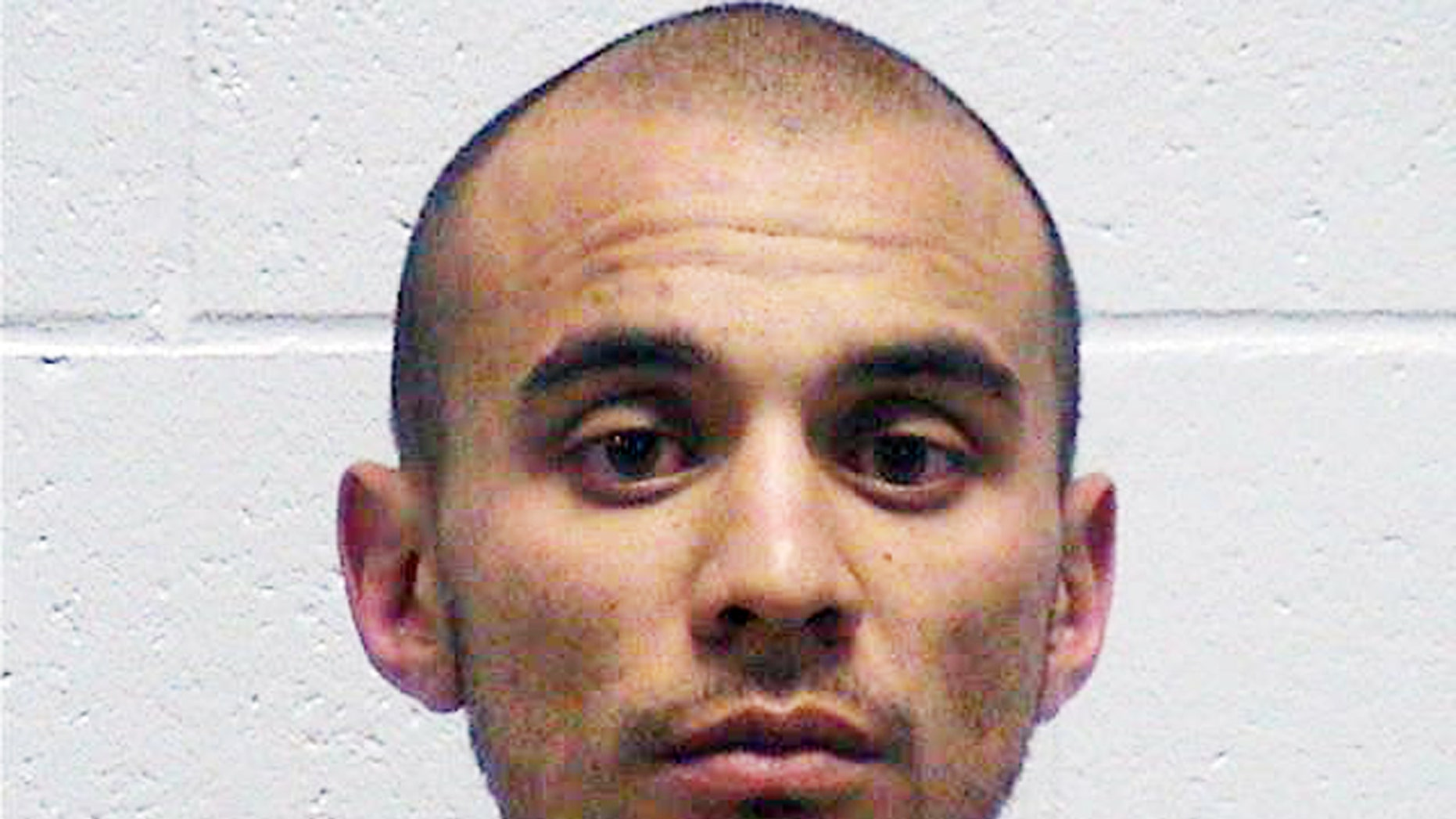 This image provided by Lyon County Sheriff's Office shows Jeremiah Bean, a A 25-year-old person of interest who has been arrested after five people were found dead in one morning in northern Nevada. Bean was arrested Monday, April 13, 2013, on suspicion of burglary after he was found with items from one of the crime scenes. (AP Photo/Lyon County Sheriff's Office)