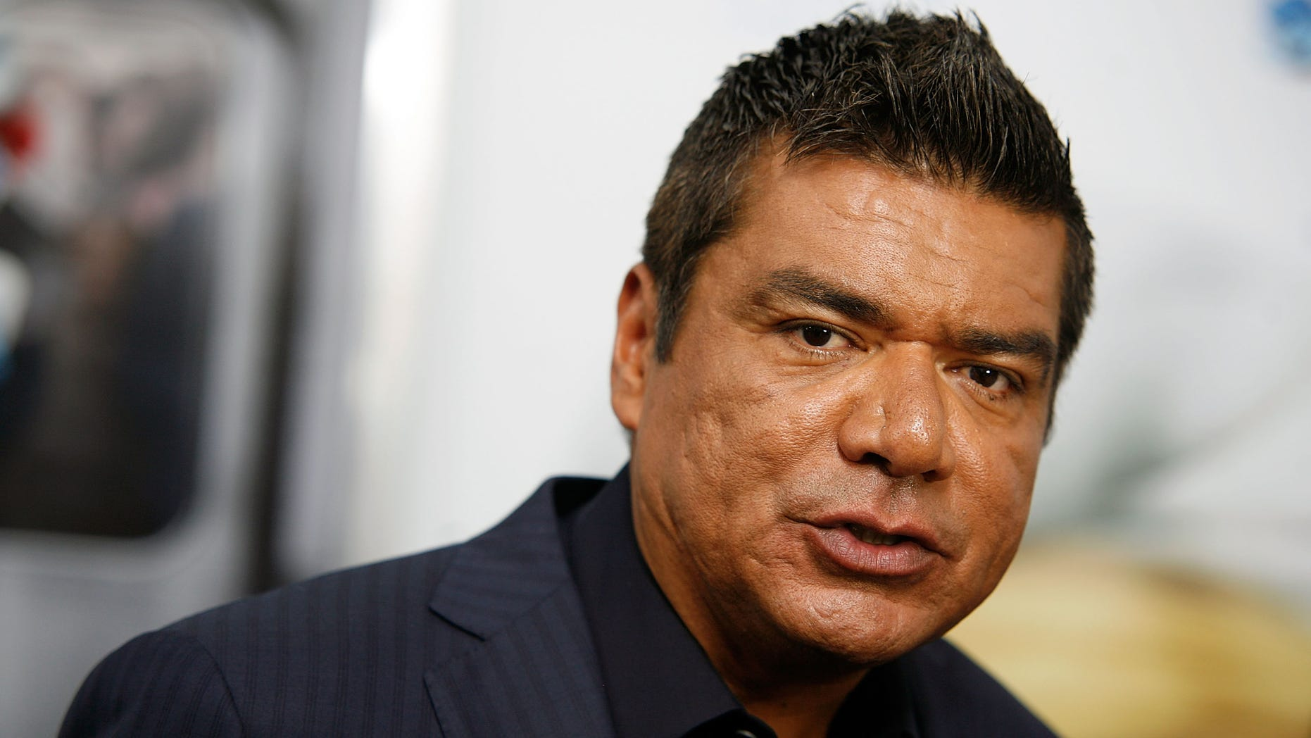 George Lopez has been charged with misdemeanor battery following an altercation with a man in a New Mexico Hooters.