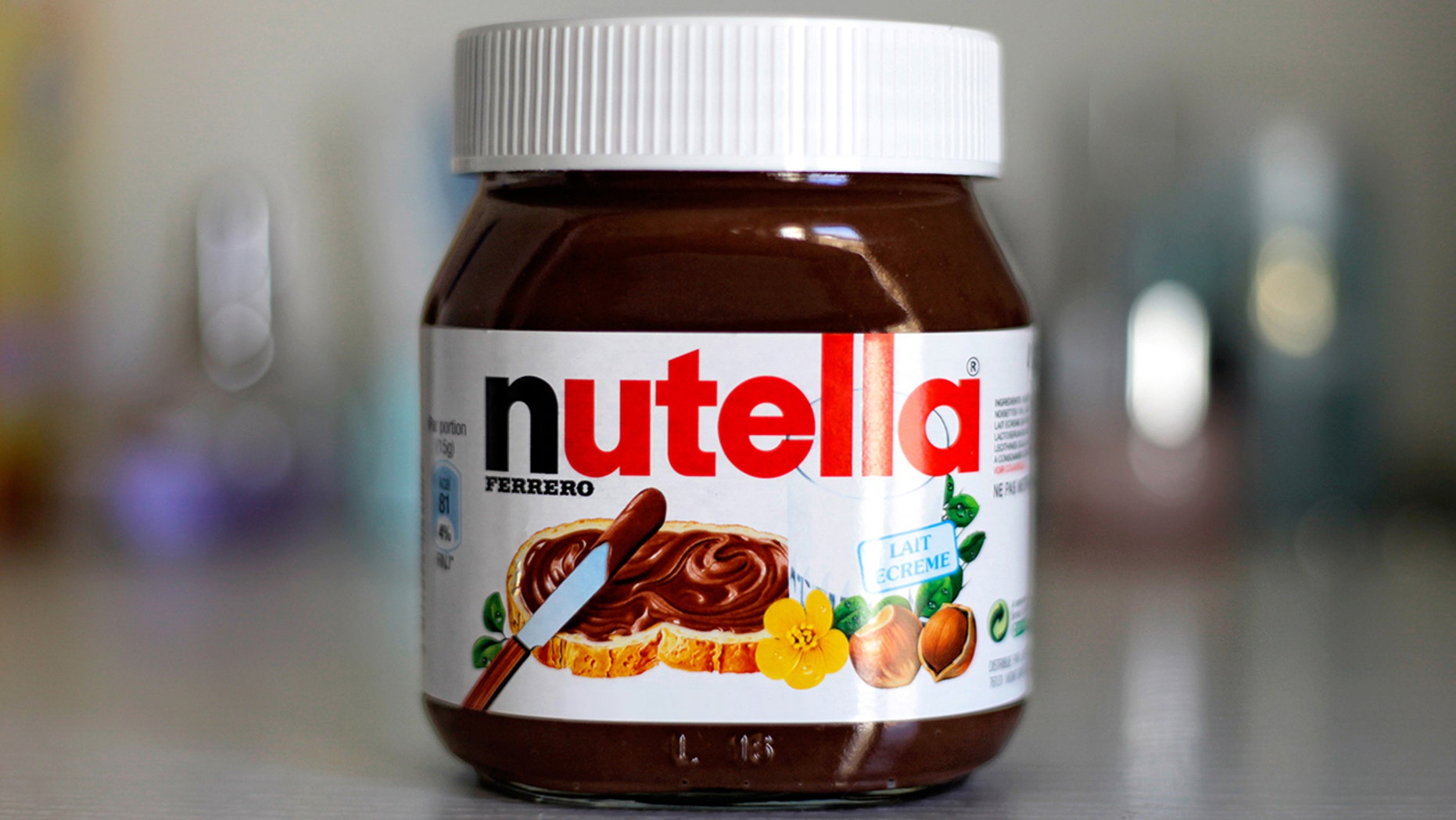 Thieves in Germany stole 20 tons of Nutella and Kinder chocolate eggs