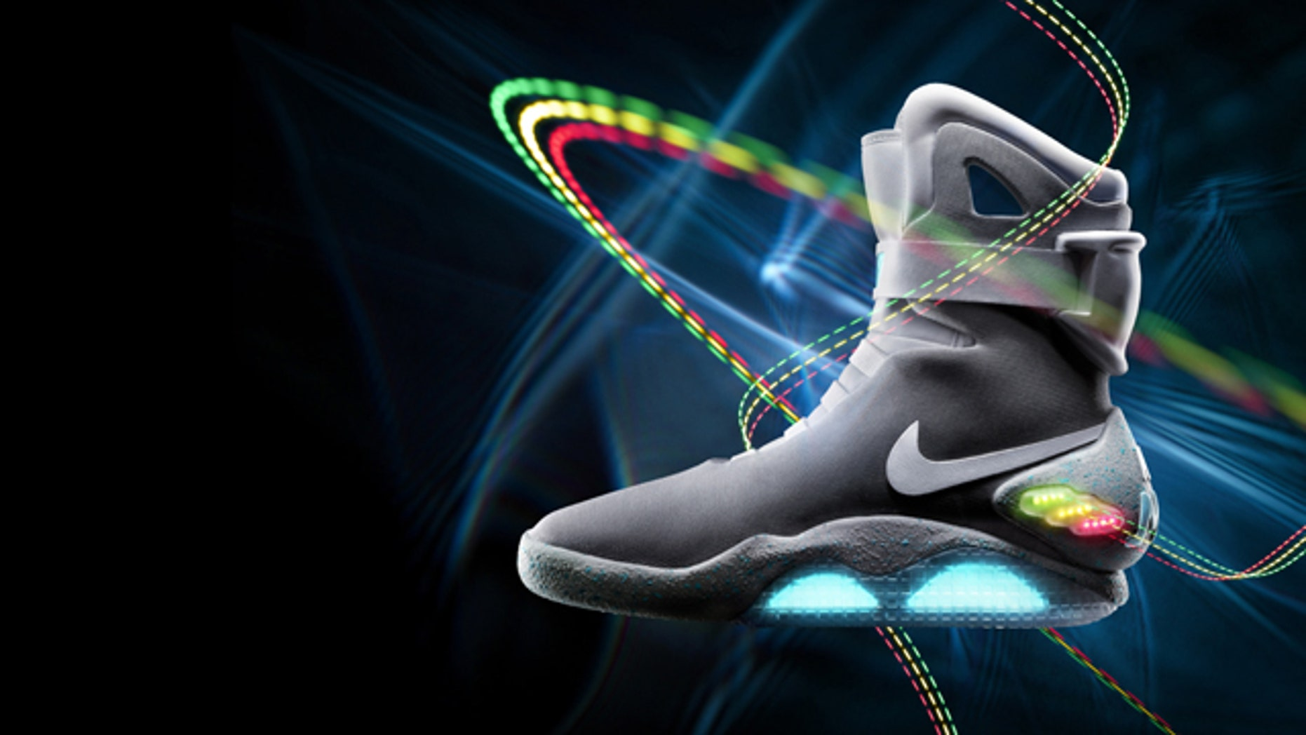 e20b55cccea Nike Unveils Famous  Back to the Future  Shoe