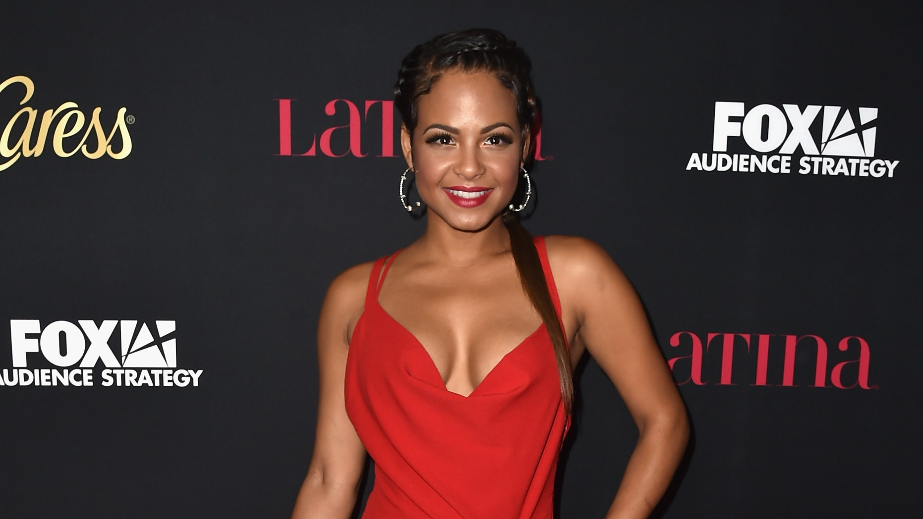 """WEST HOLLYWOOD, CA - OCTOBER 02:  Actress Christina Milian attends LATINA Magazine's """"Hollywood Hot List"""" party  at the Sunset Tower Hotel on October 2, 2014 in West Hollywood, California.  (Photo by Alberto E. Rodriguez/Getty Images)"""