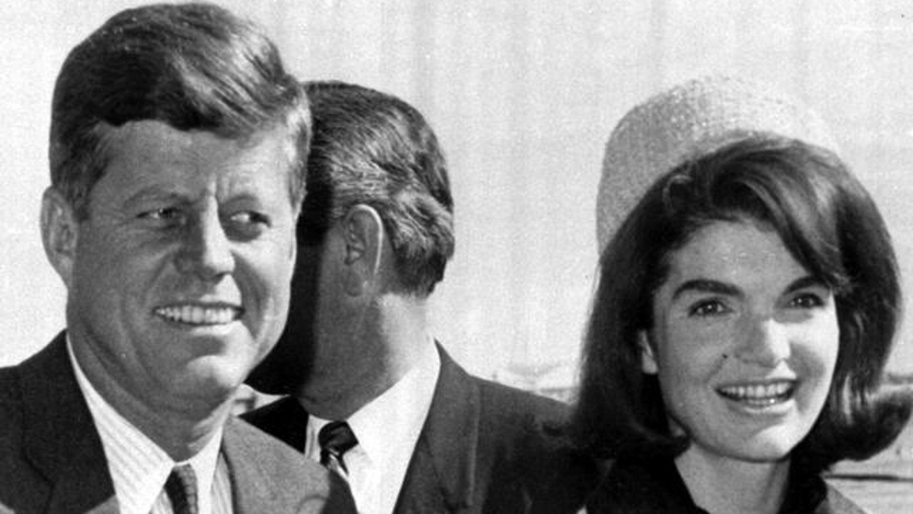 Jacqueline Kennedy-Onassis reportedly believed Vice President Lyndon B. Johnson was behind the assassination of her husband, according to tapes recorded by the former first lady just months after President John F. Kennedy's death.