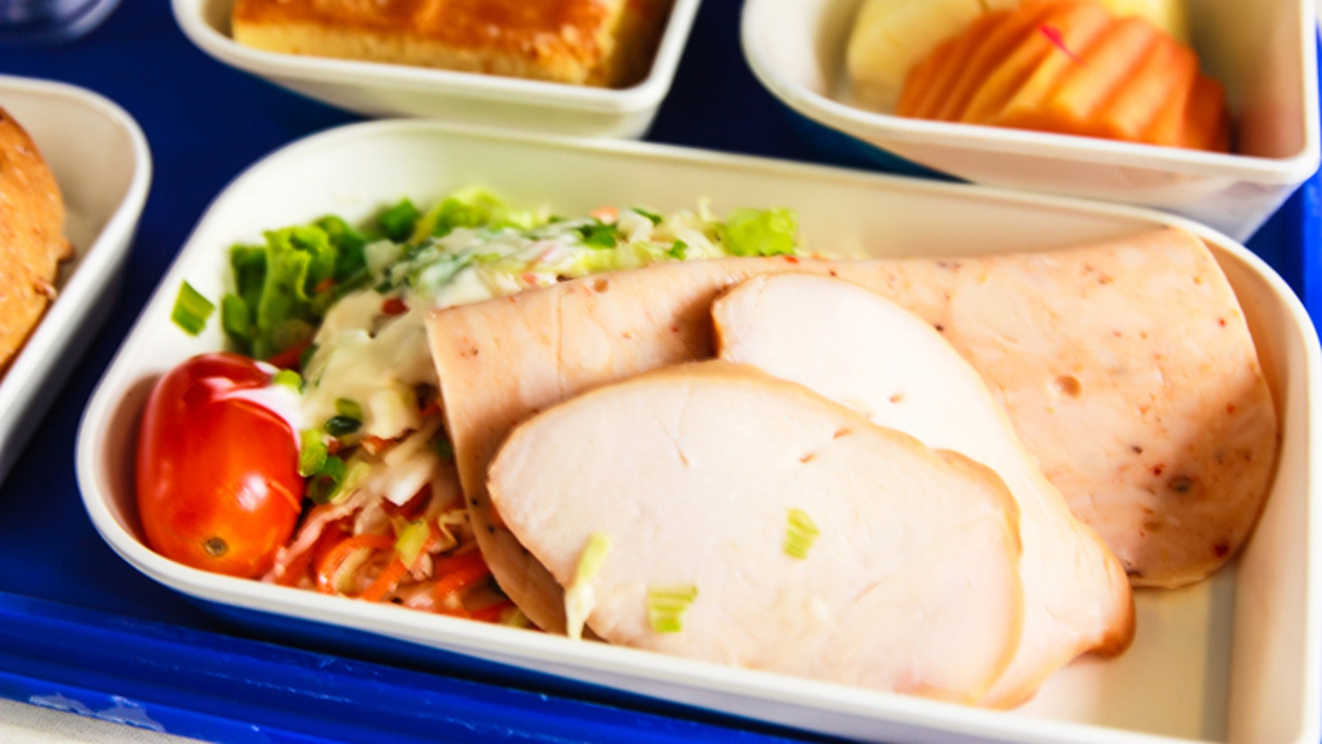 Do you miss airplane food?