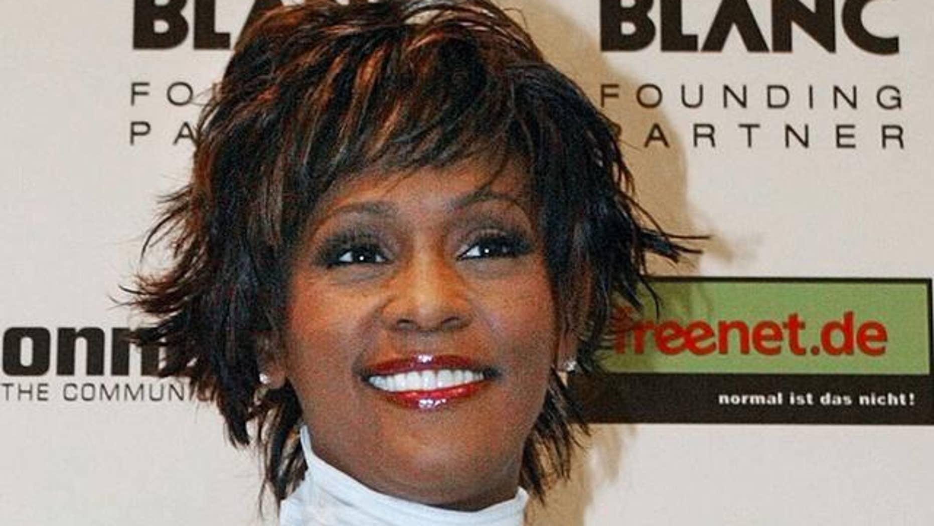 Singer Whitney Houston passed away at age 48.