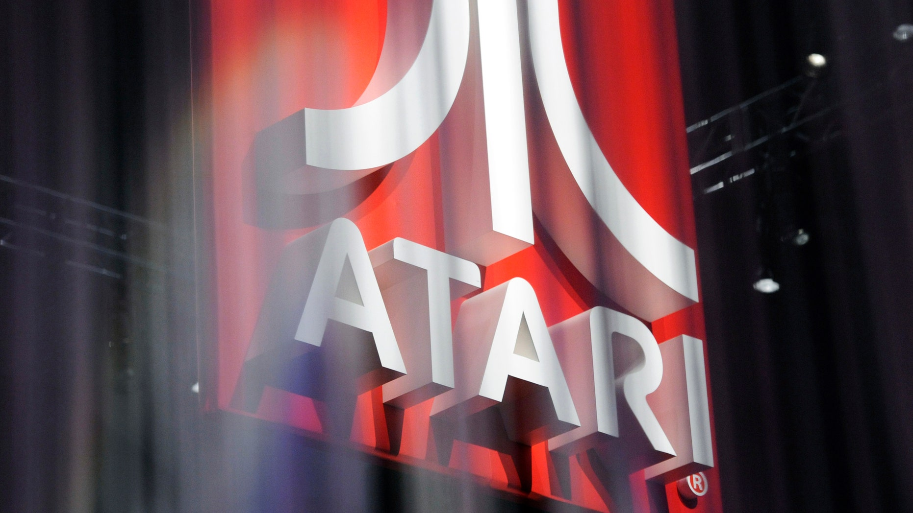 File photo: The Atari booth is pictured during E3, the Electronic Entertainment Expo, in Los Angeles June 8, 2011. (REUTERS/Phil McCarten)