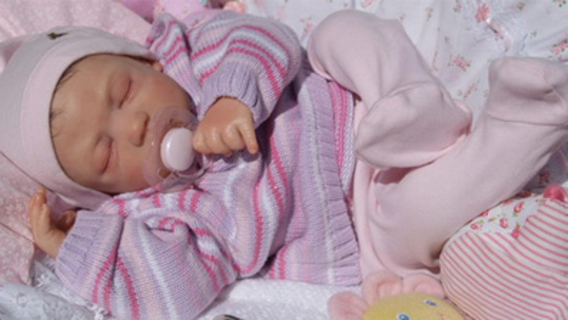 """""""Baby Lourdes"""""""