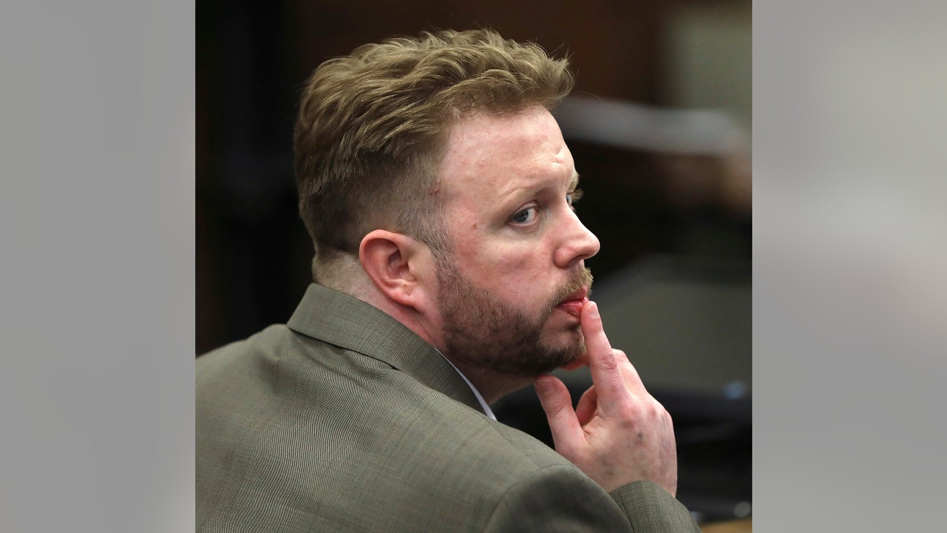 """Michael P. McCarthy was sentenced to life in prison on Wednesday in killing of """"Baby Doe."""""""