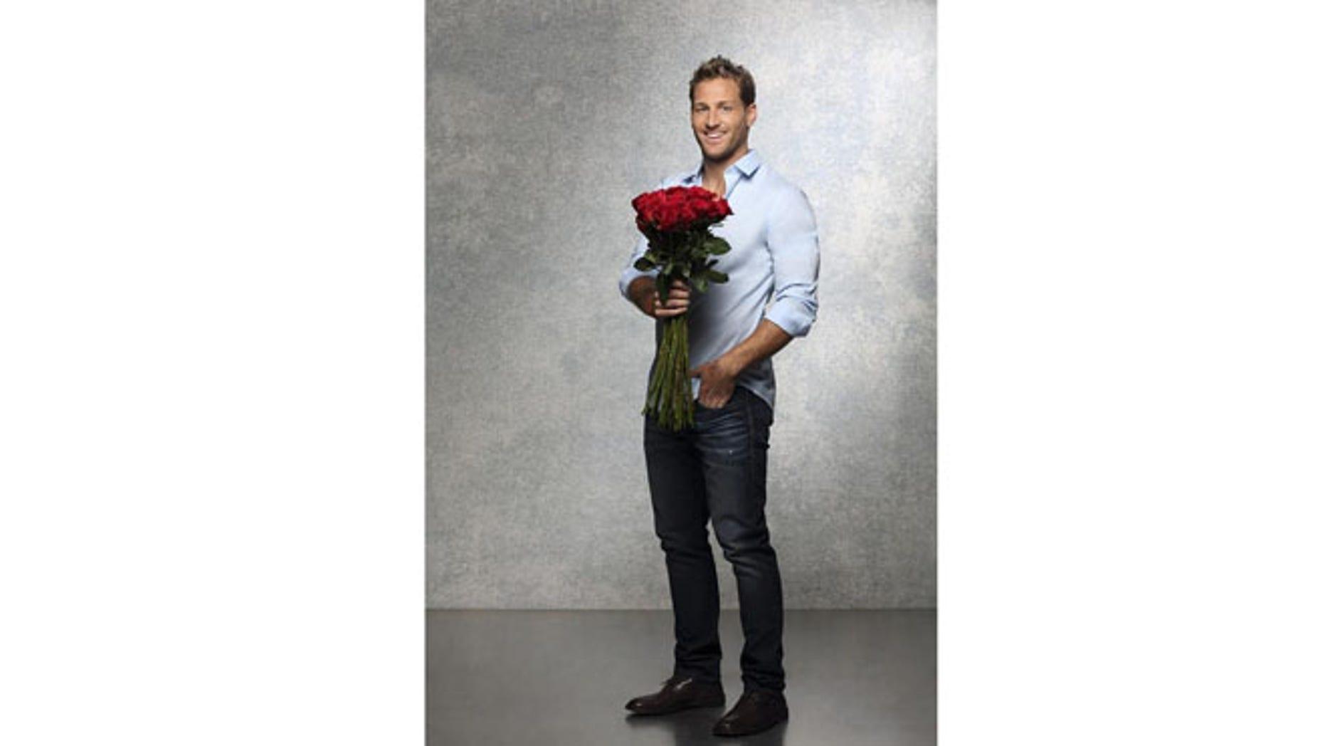 "Juan Pablo Galavis, the star of ABC's ""The Bachelor,"" premiering on Jan. 6, 2014."