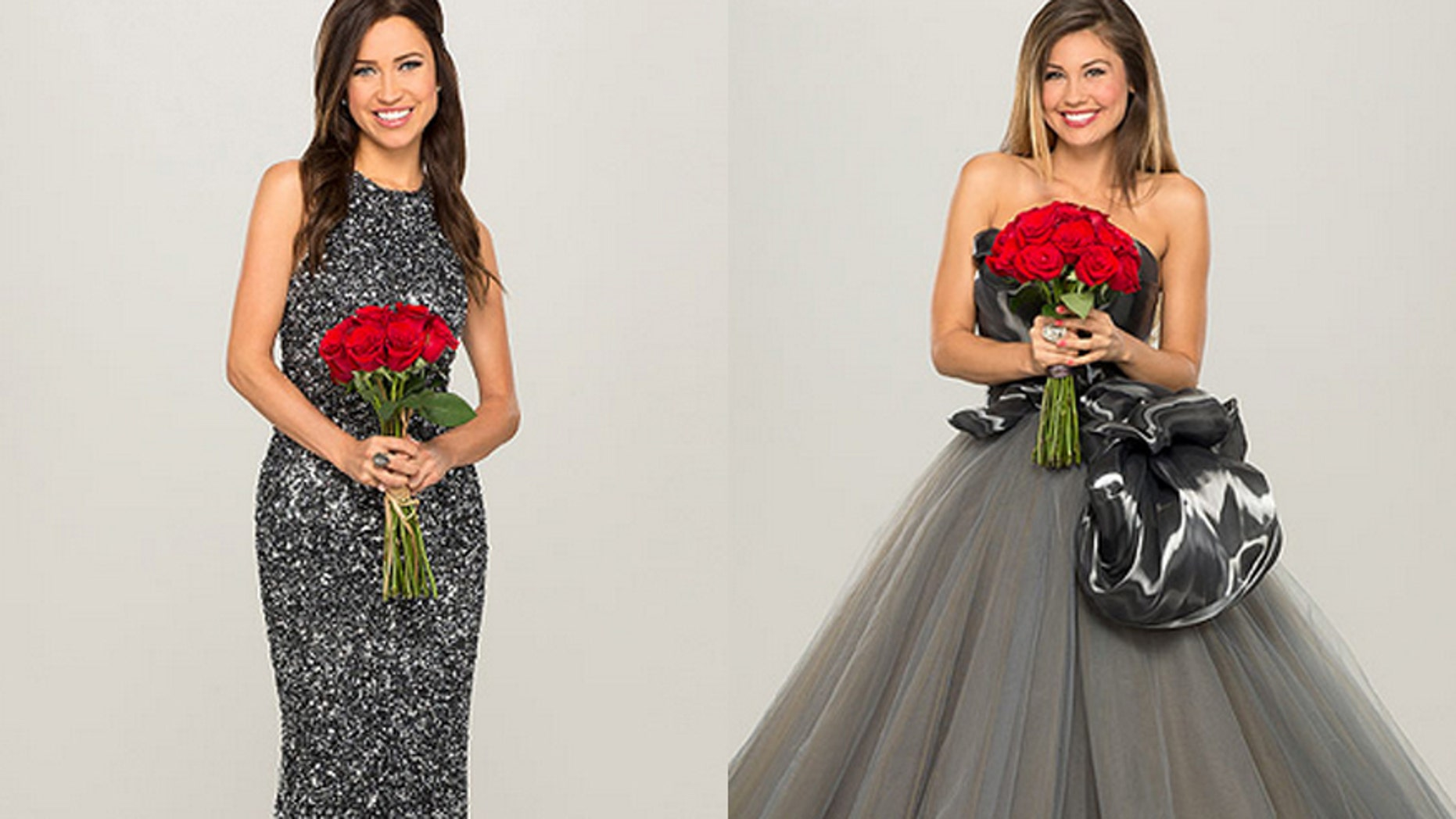 """Kaitlyn Bristowe and Britt Nilsson of ABC's """"The Bachelorette."""""""