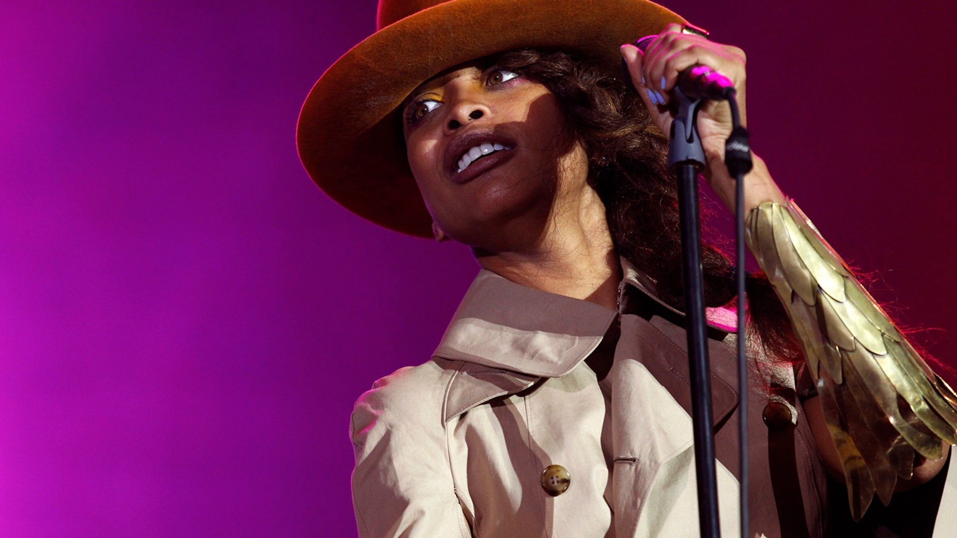 Erykah Badu made shocking statements about Hilter and Bill Cosby in a new interview.