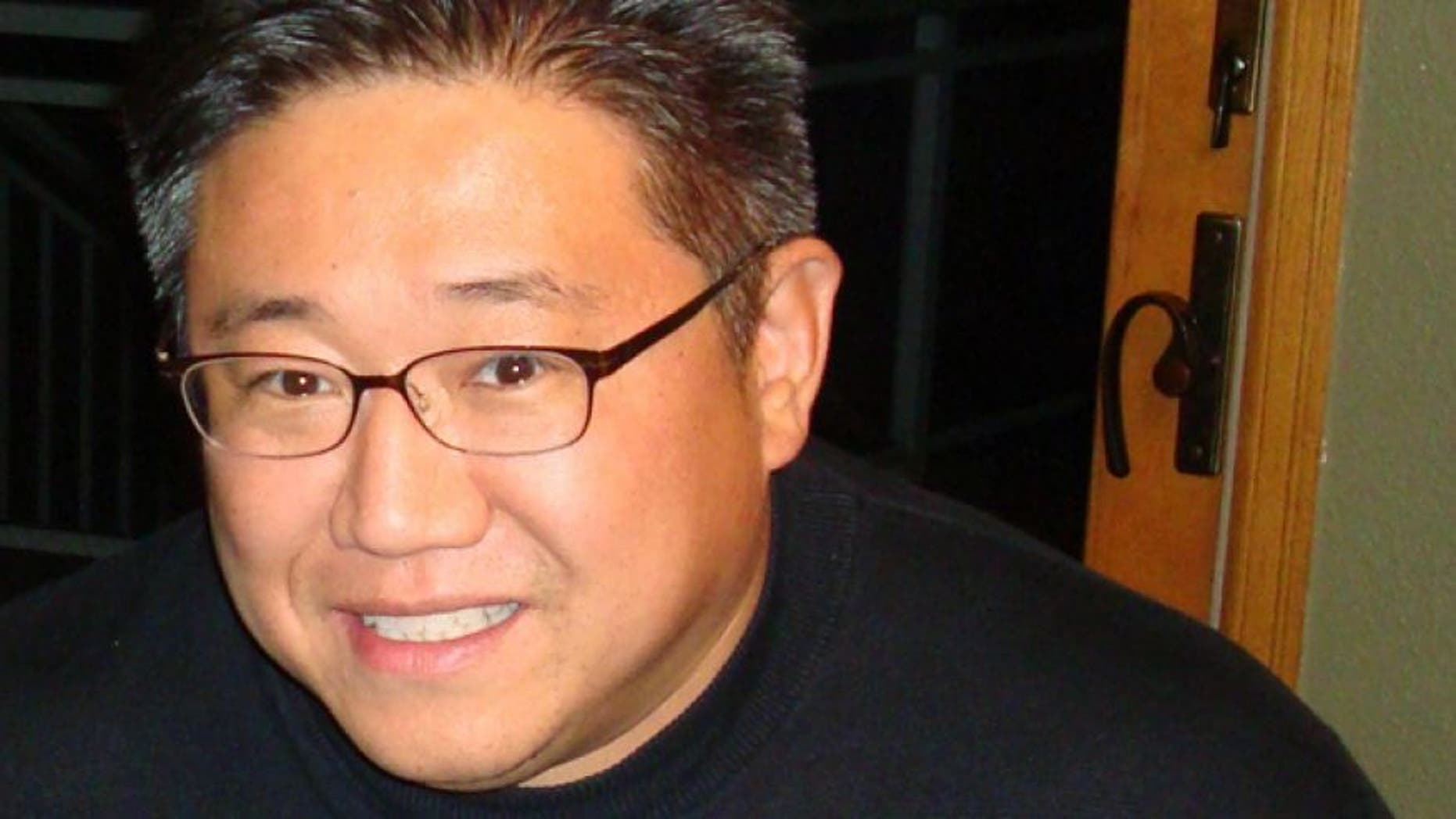 FILE: This 2011 family photo provided by Terri Chung shows Kenneth Bae.