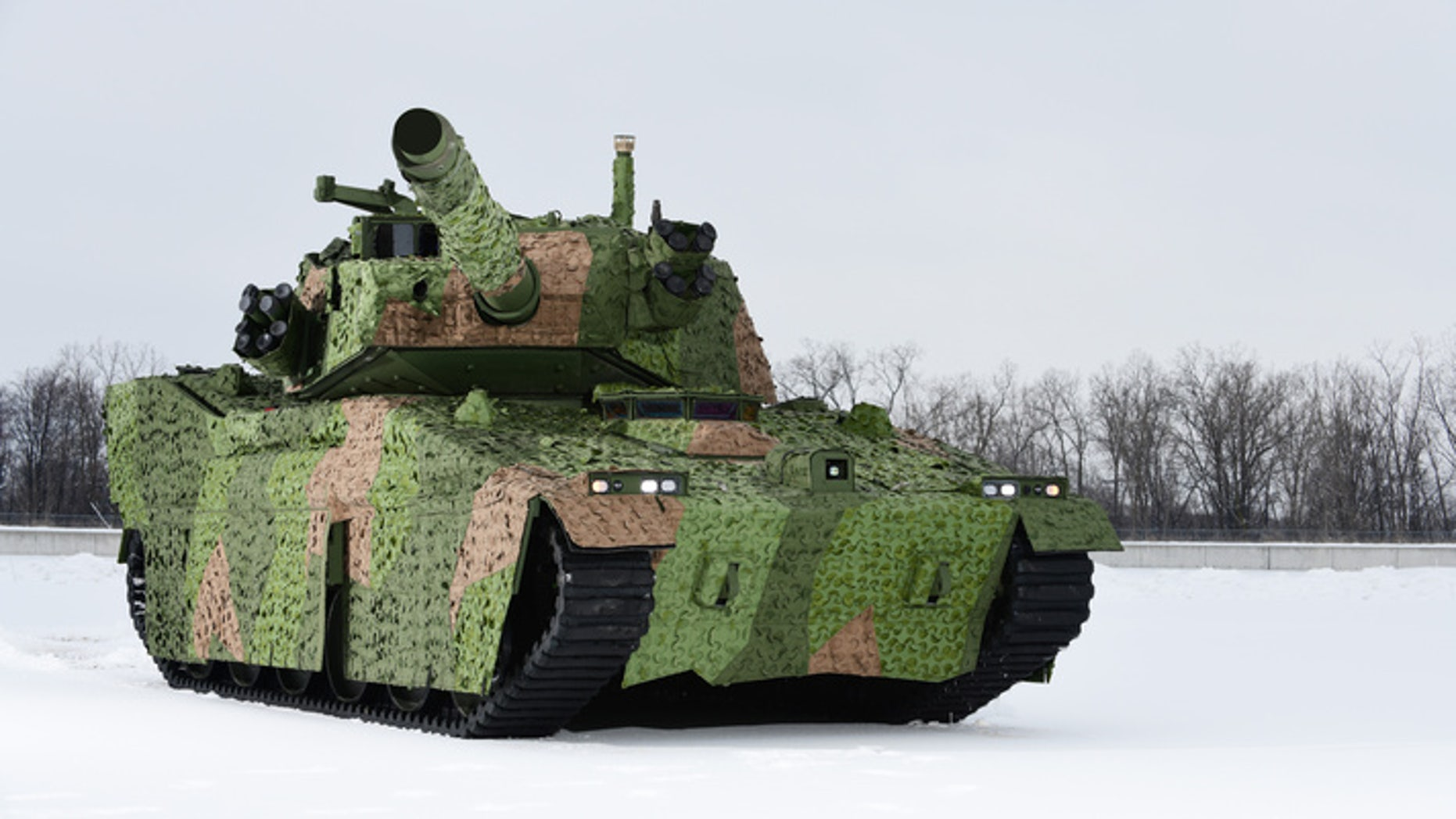 BAE Systems has submitted its proposal to the U.S. Army to build and test the Mobile Protected Firepower (MPF) vehicle (BAE Systems)