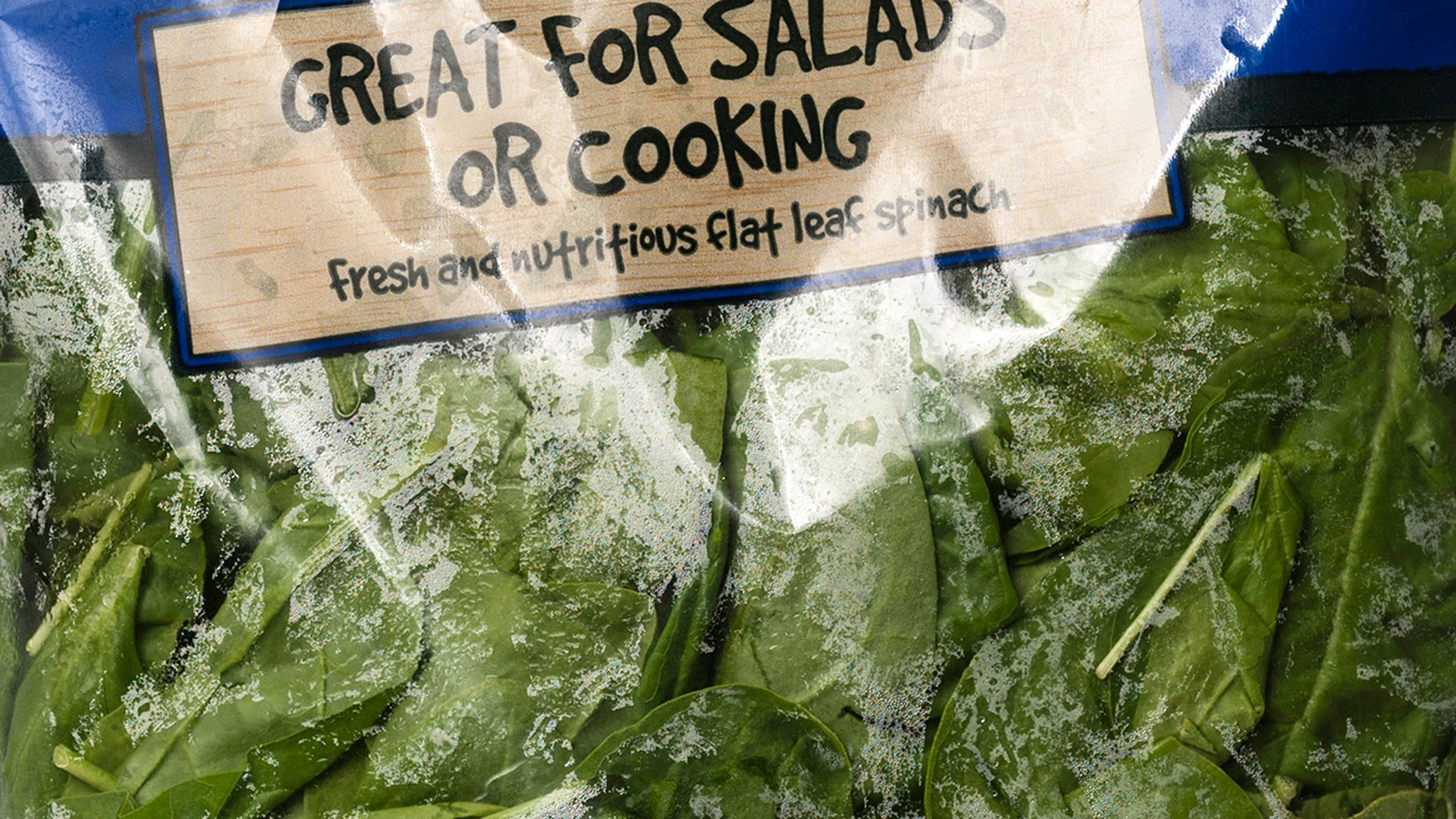 A study from UC Riverside found that spinach, especially, needs another good rinse.