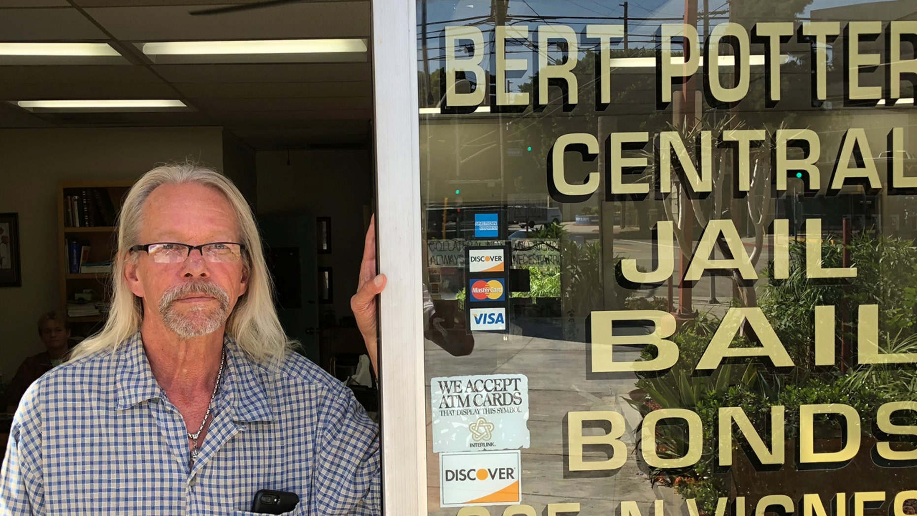 Clay Potter, whose father founded Bert Potter Bail Bonds in Los Angeles 54 years ago, doesn't believe California's bail bond industry will be able to survive, after Gov. Jerry Brown signed a bill earlier this week making California the first state to eliminate bail for suspects awaiting trial.