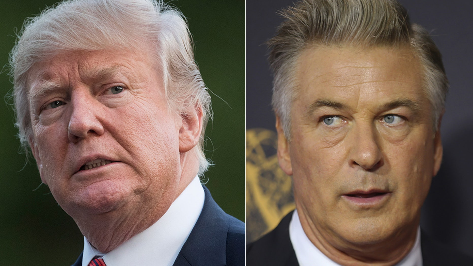 "The agony and the agony: President Trump is not a fan of Alec Baldwin's ""Saturday Night Live"" portrayal of him."