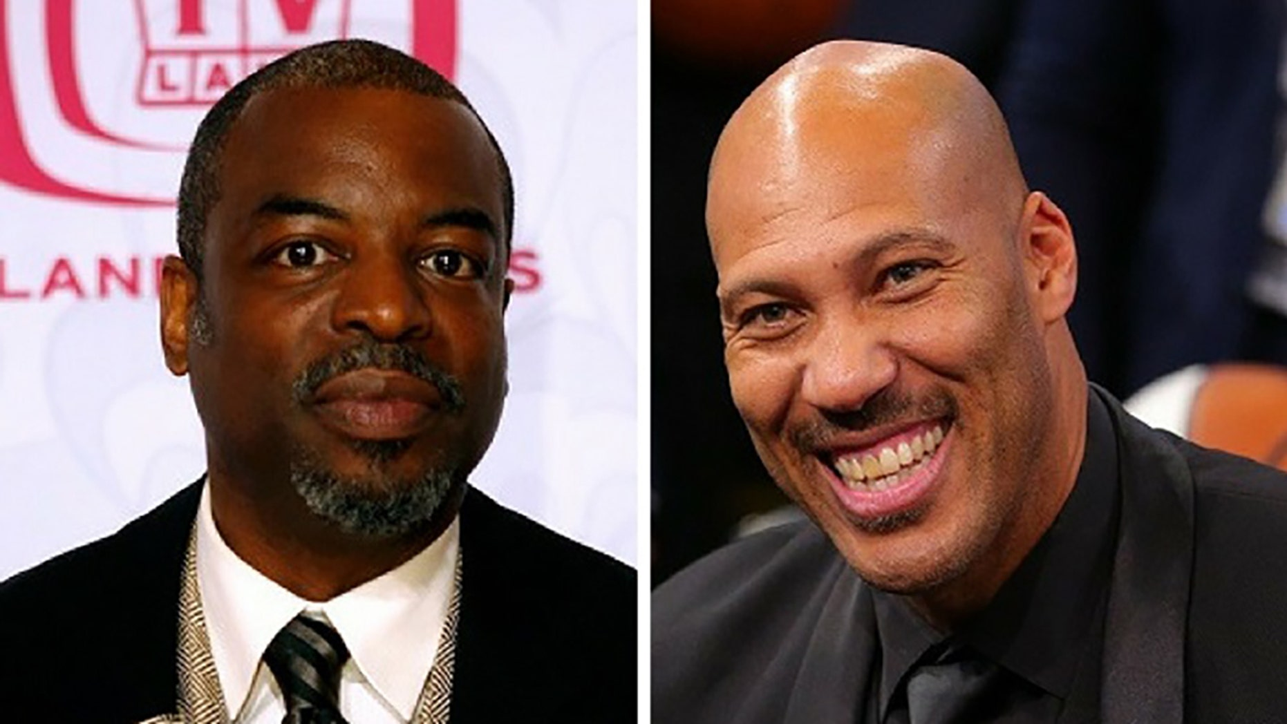 'Reading Rainbow' host LeVar Burton keeps getting mistaken on Twitter for basketball's LaVar Ball.
