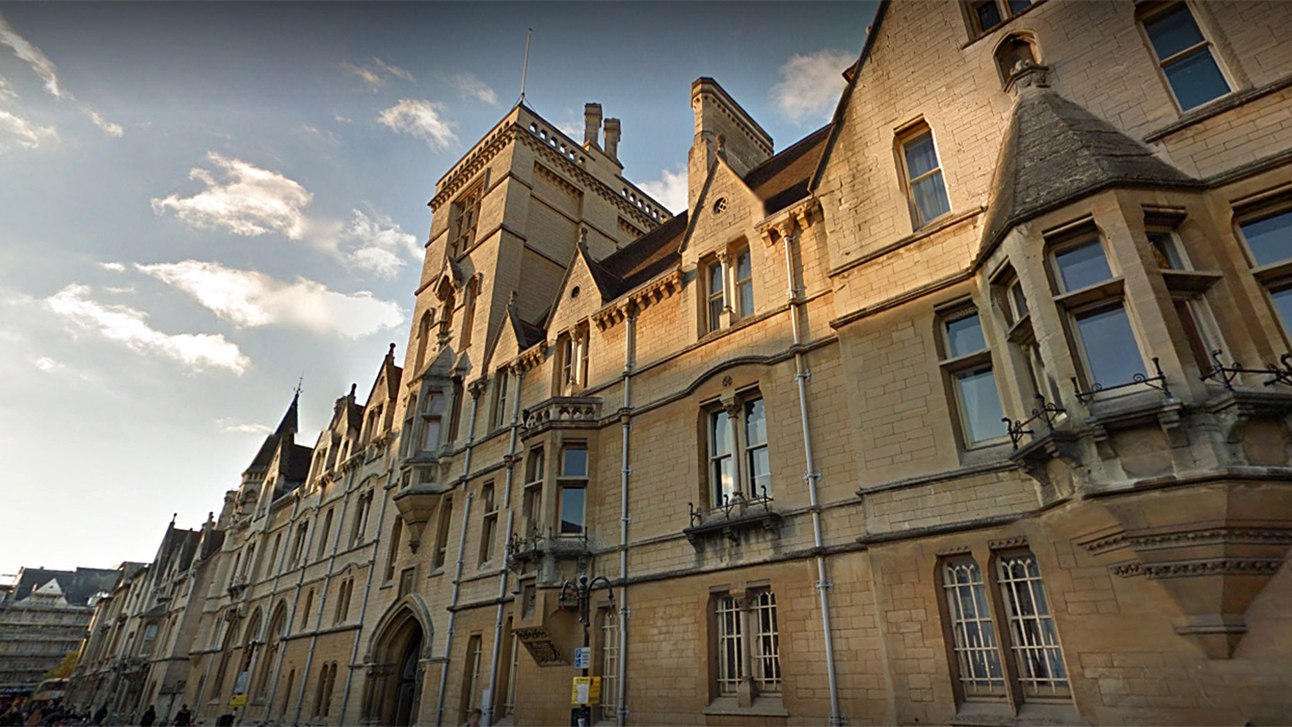 A college of Oxford University initially banned a student Christian group from appearing at a freshman fair out of fear it would alienate students who practice other religions.
