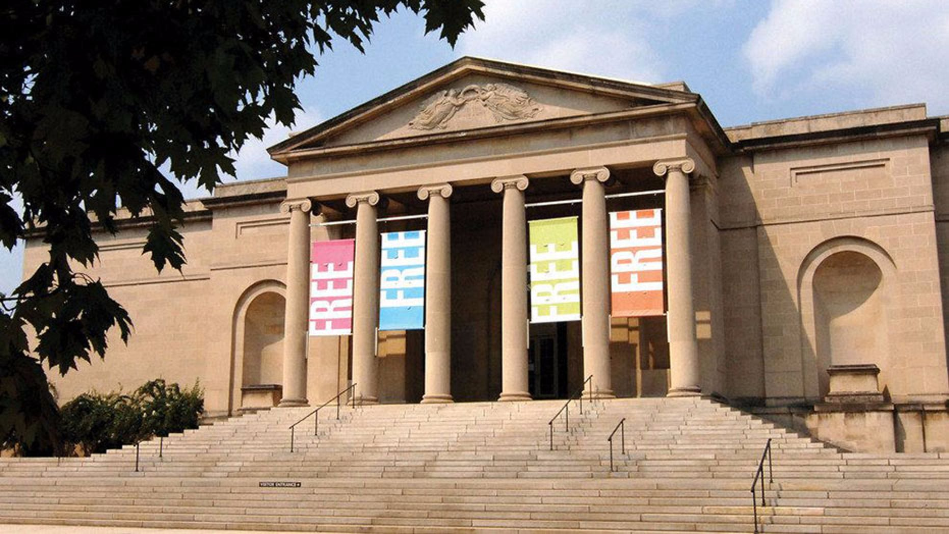 The Baltimore Museum of Art is selling works by white men, including Andy Warhol, to make room for paintings and other pieces by black and female artists.