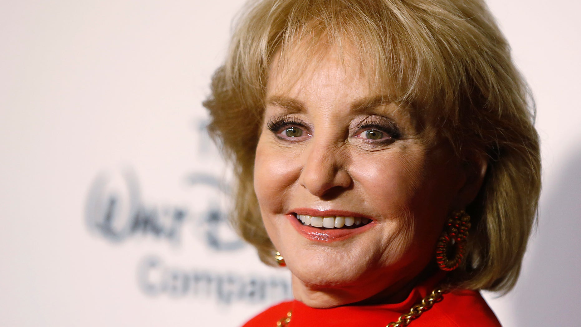 """May 14, 2014. Journalist Barbara Walters arrives for """"A Celebration of Barbara Walters Cocktail Reception"""" in New York."""