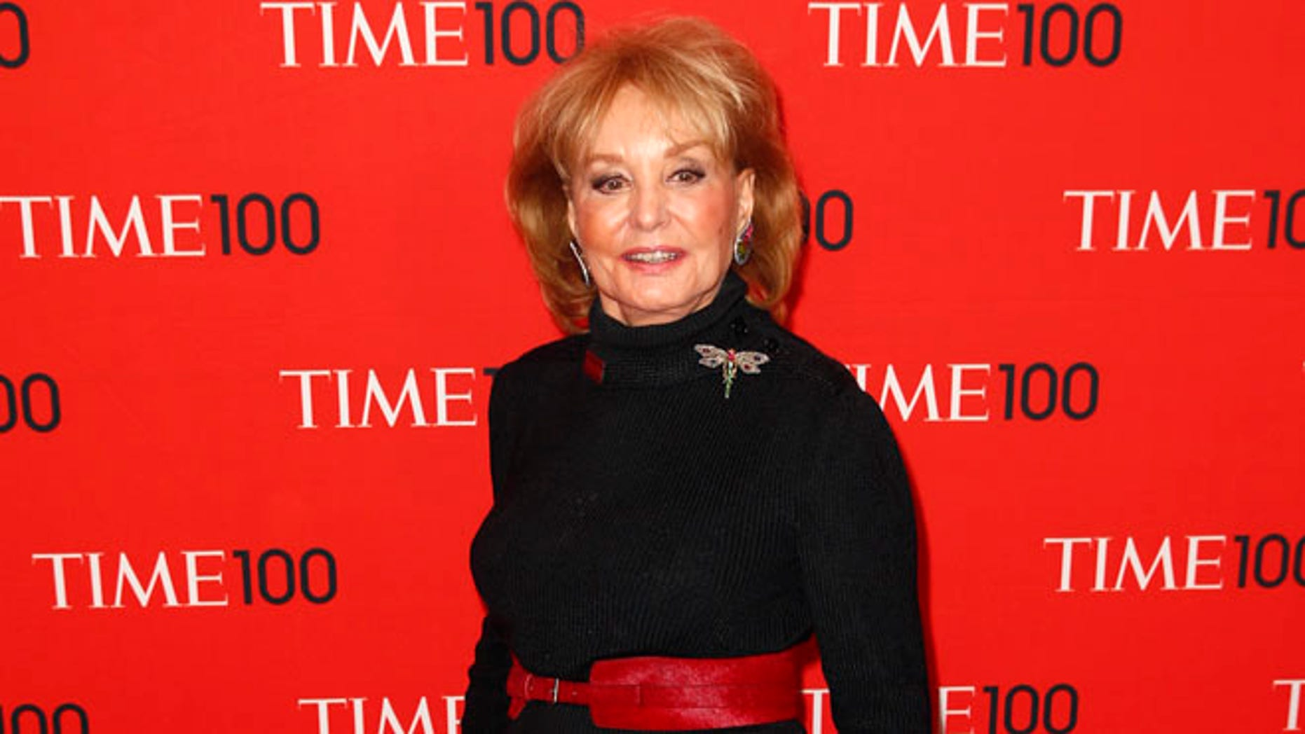 "Barbara Walters is not happy with ""The View."""