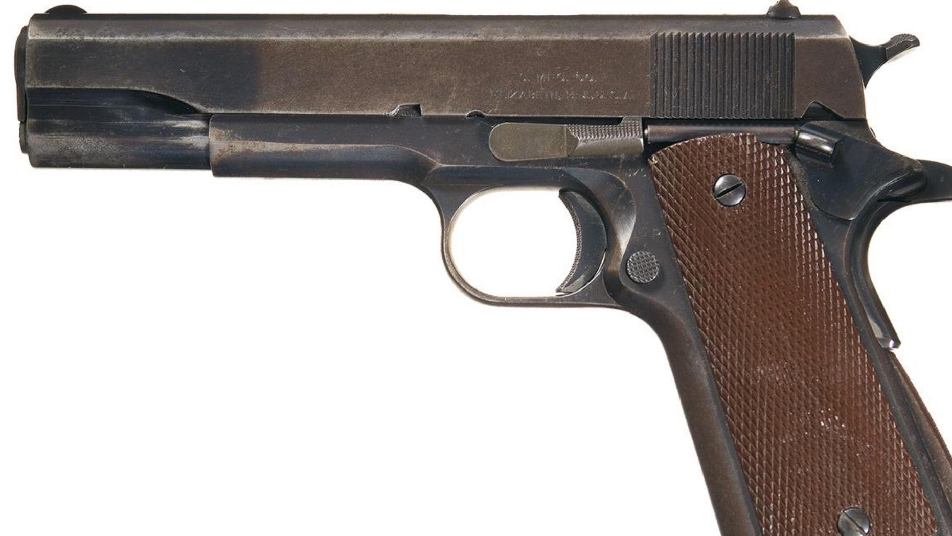 How to get your hands on a historic M1911 pistol from the US Army