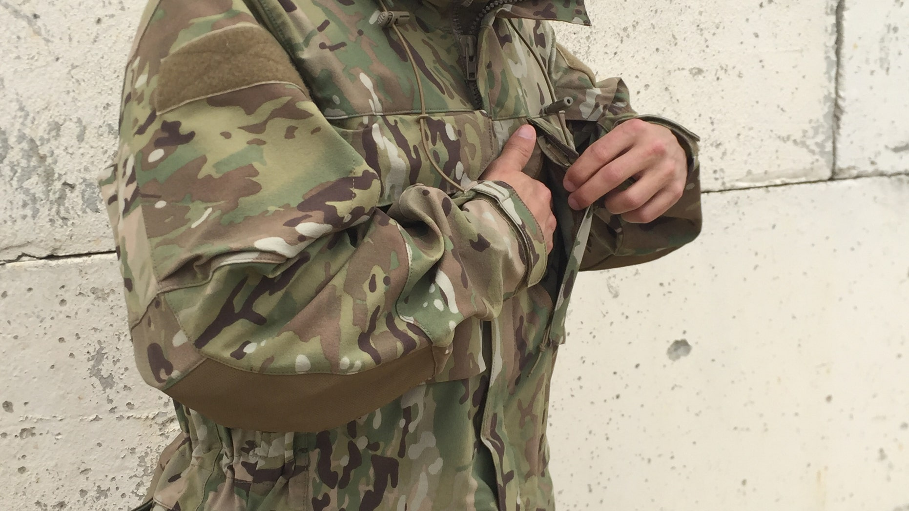 Tyr Tactical's Huron Cold Weather Combat Smock (Allison Barrie)