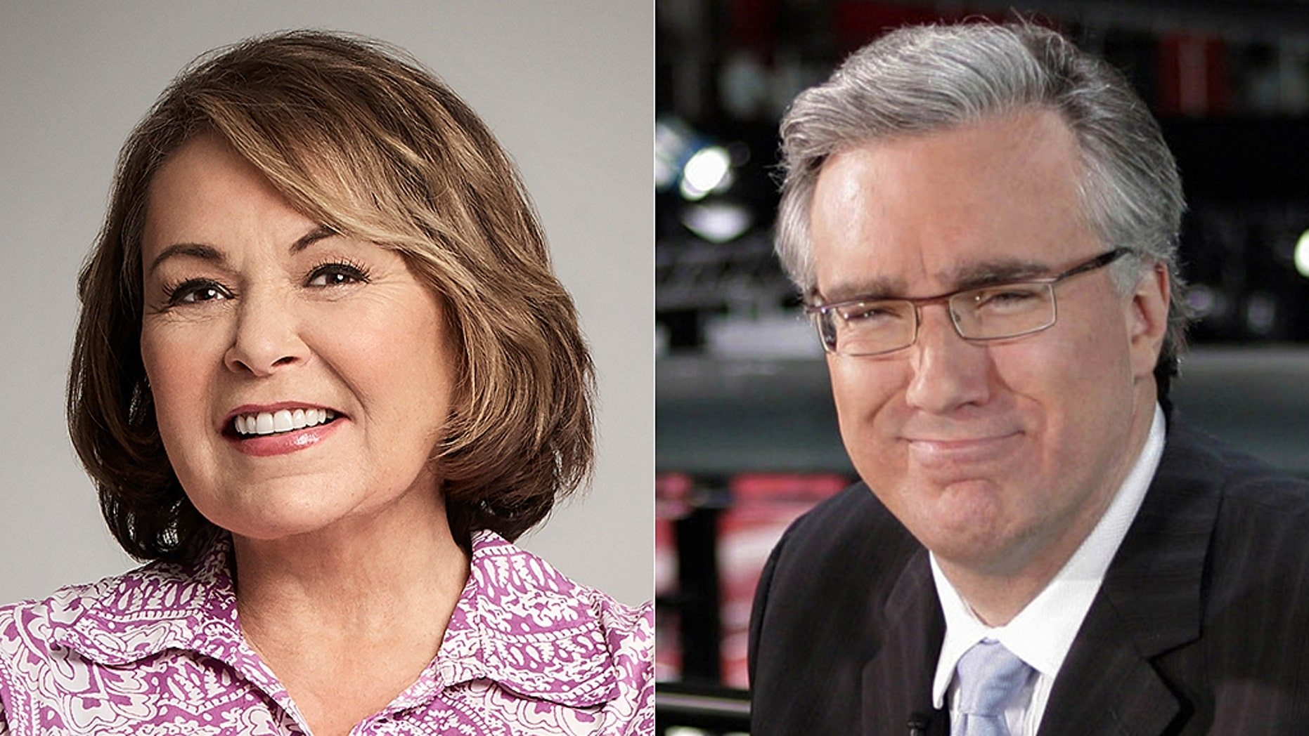 Roseann Barr was fired by Disney for a racist tweet, but ESPN's Keith Olbermann has a Twitter feed filled with hateful rhetoric.