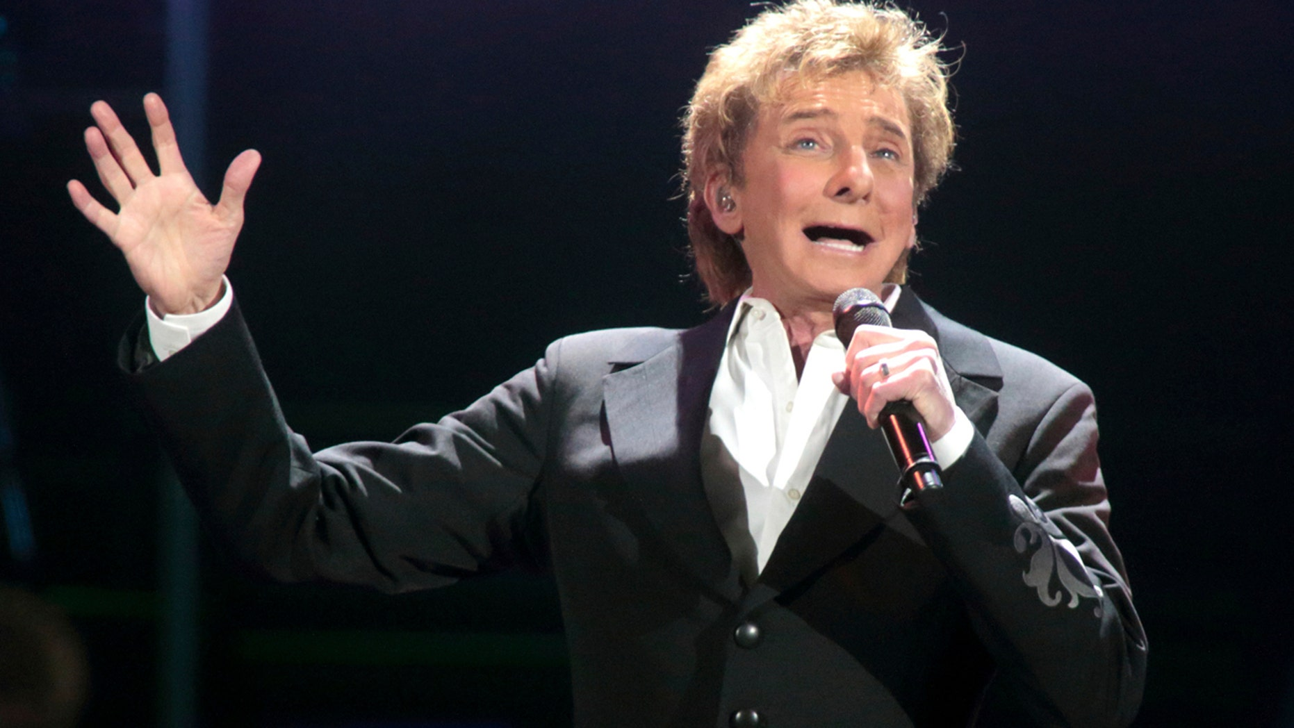 Barry Manilow opened up about being gay in a rare interview about his private life.
