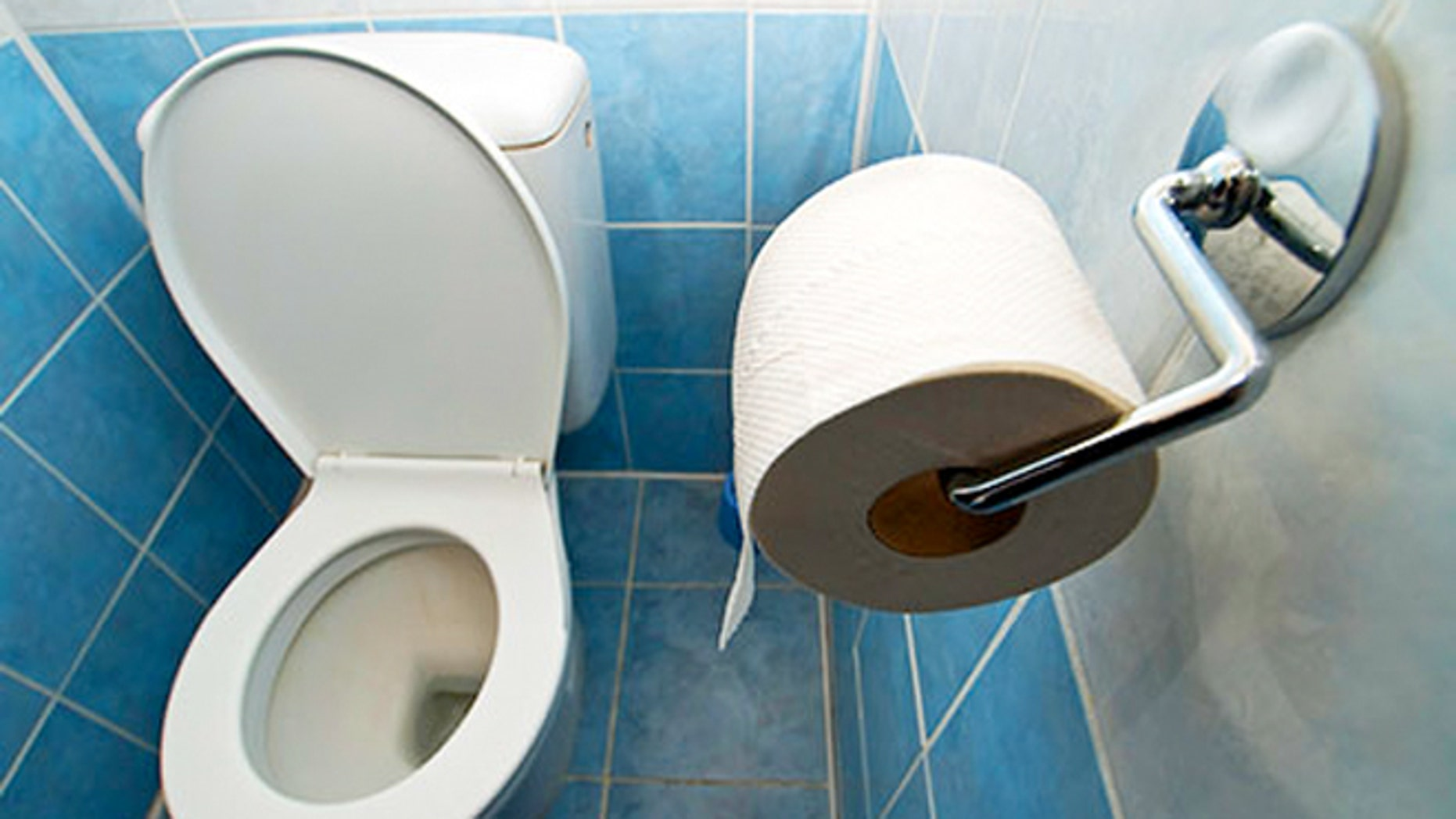 Restaurant bathrooms might not be as private as you think they are.