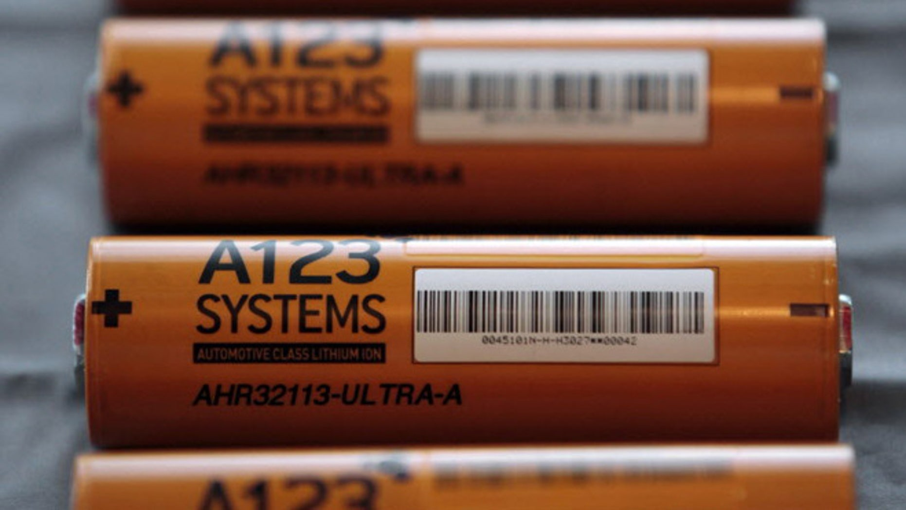 The U S Government Has Roved Of Taxpayer Backed A123 Systems To A Chinese Company Despite Security And Economic Concerns About Sensitive