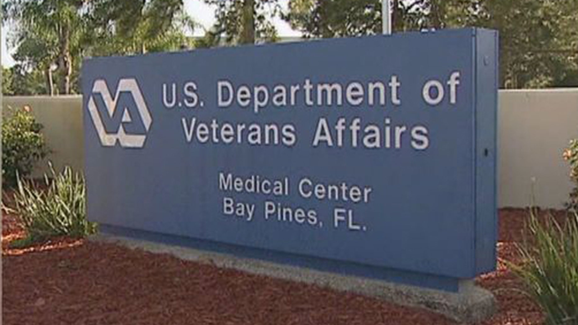 Bay Pines VA hospital in Bay Pines, Florida. (Fox 13 Tampa)