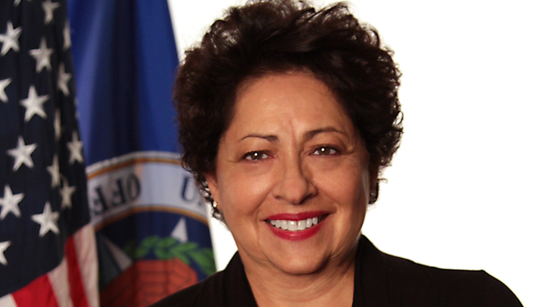 Katherine Archuleta, director of the United States Office of Personnel Management.