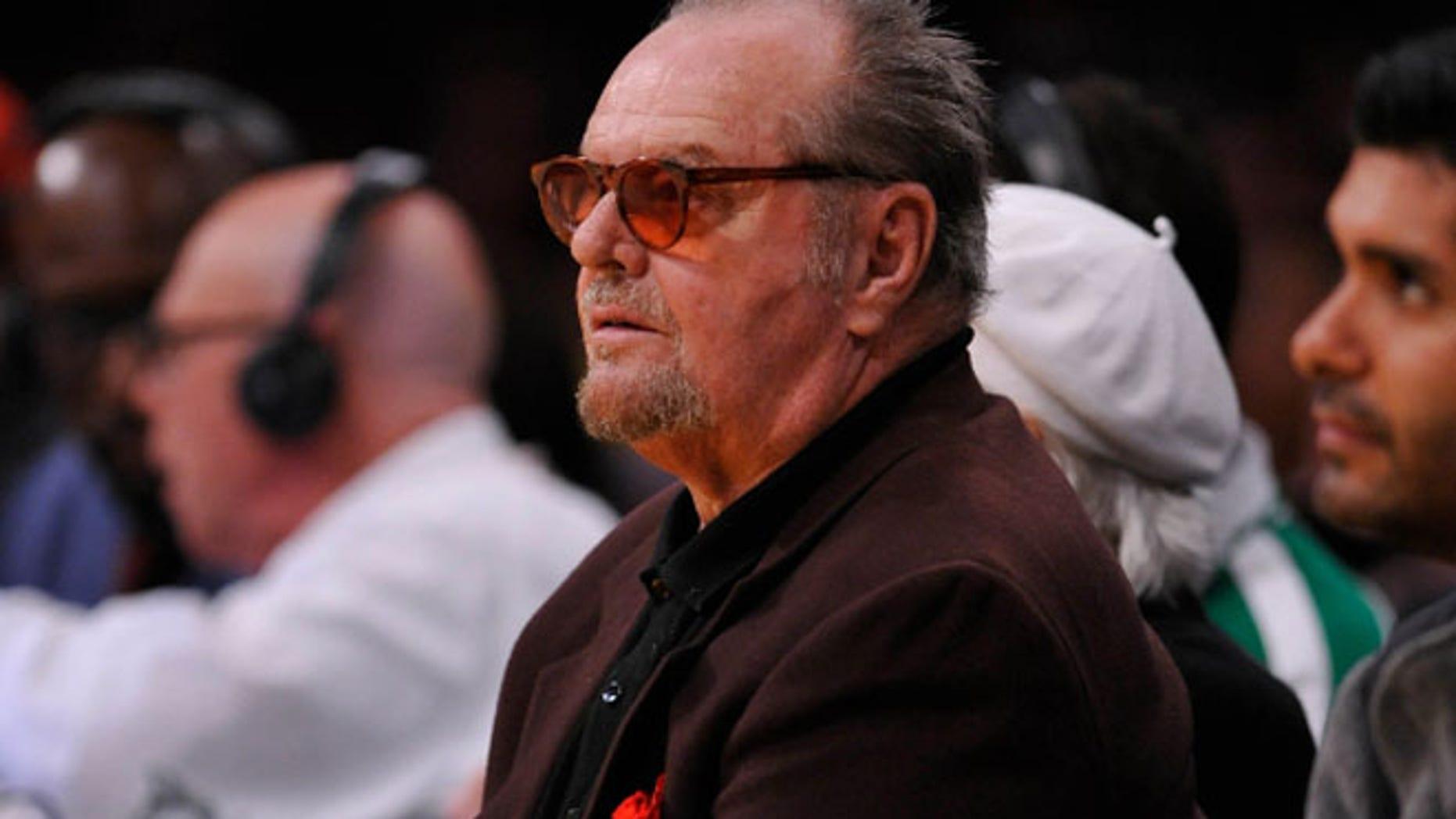 Peter Fonda says his friend Jack Nicholson has retired at 79.