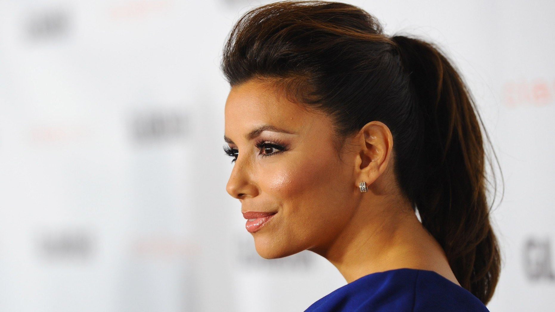 Oct. 24,2011: Glamour Reel Moments Director Eva Longoria arrives at the 2011 Glamour Reel Moments premiere presented by Clarisonic held at the Directors Guild Of America in West Hollywood, Calif.