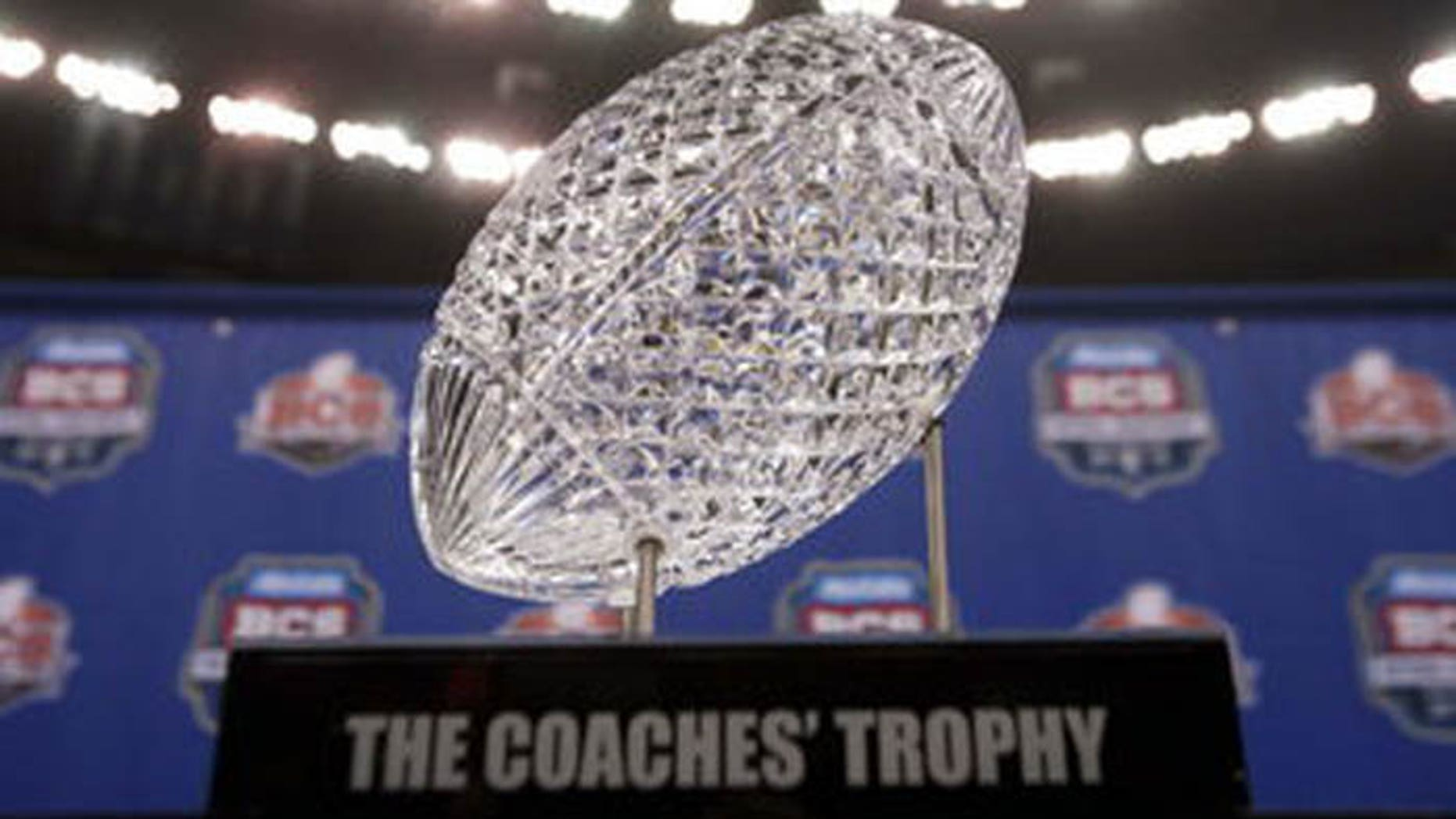 Alabama has won more than its share of college football national championships. (AP)