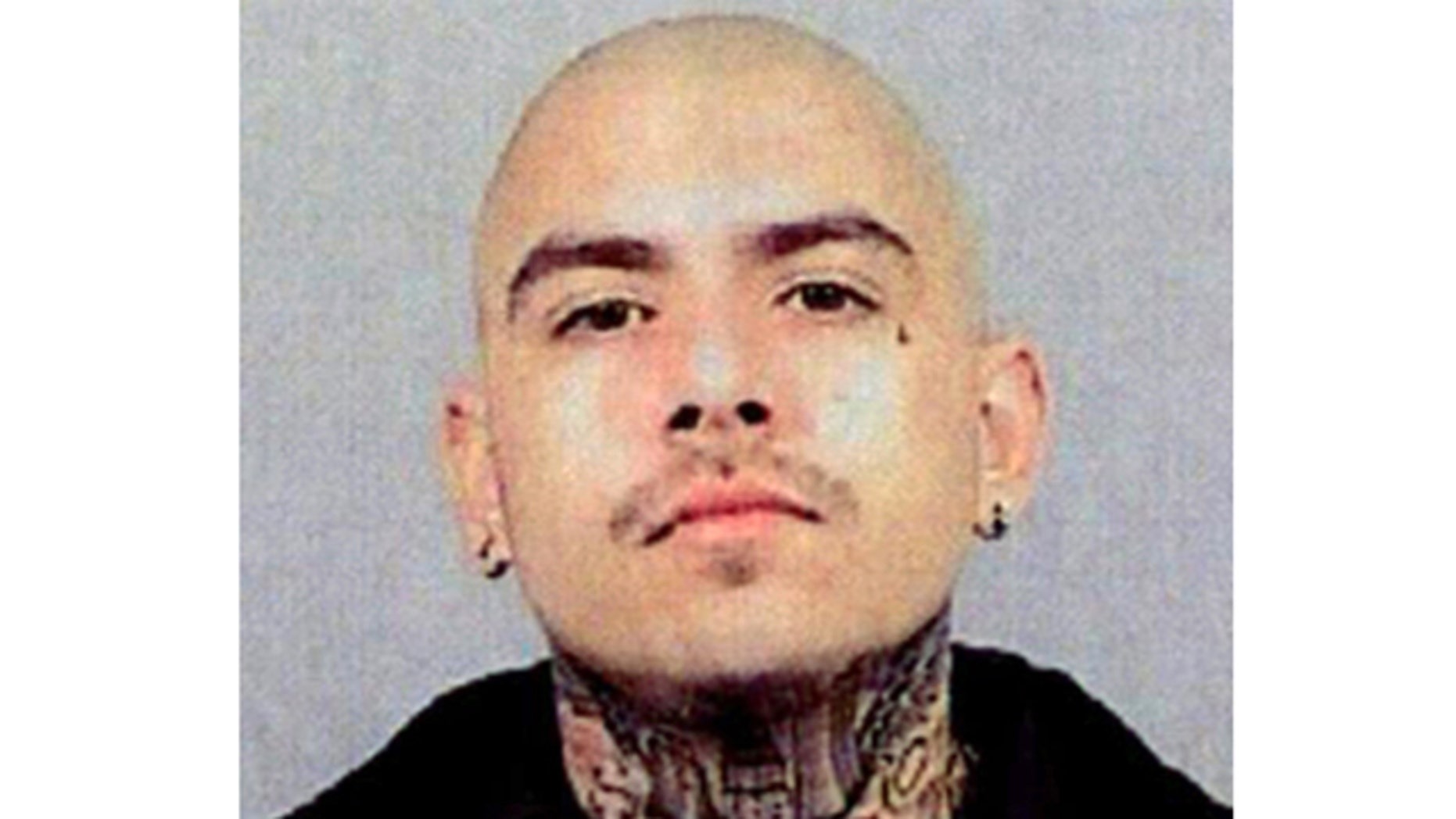 Giovanni Ramirez is shown in this undated photograph obtained by The Associated Press. Ramirez has been arrested on suspicion of assault with a deadly weapon in the attack on Giants fan Bryan Stow outside Dodger Stadium after the Dodger home opener.