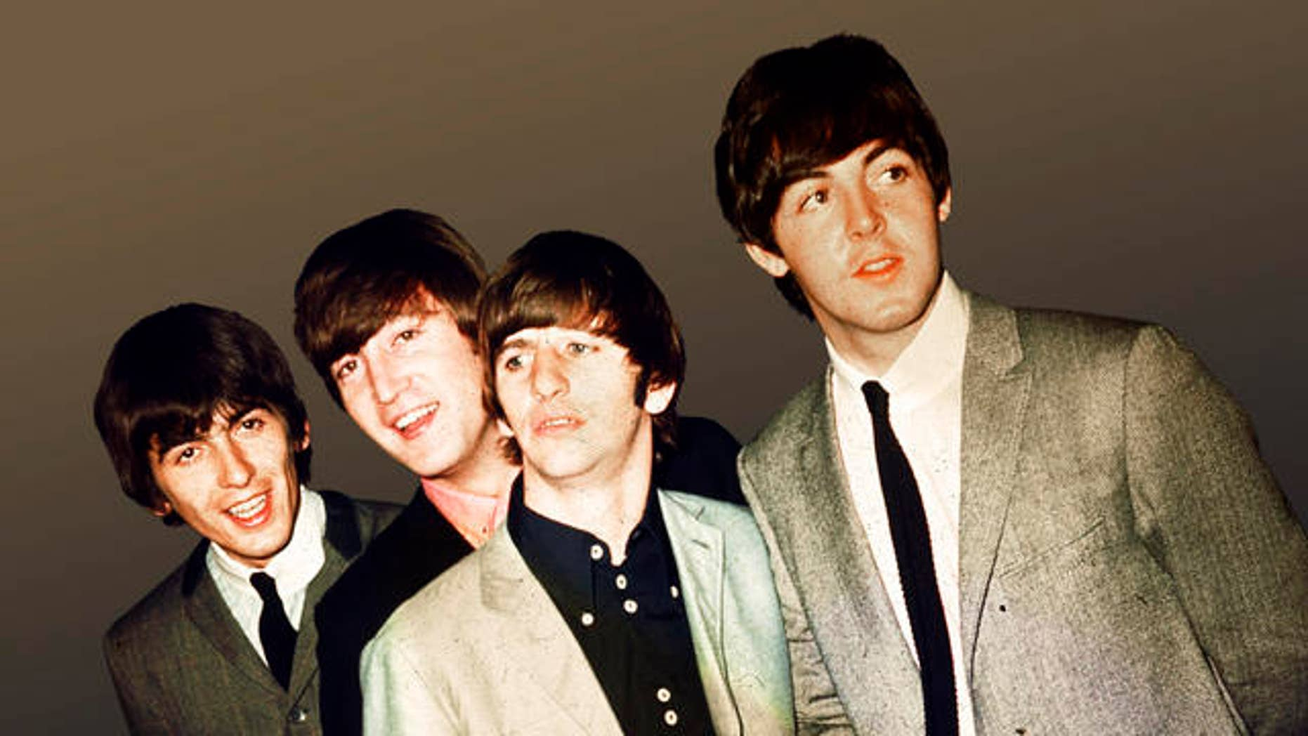 Ringo Starr, seen here second from right with his Beatles bandmates during their playing days, celebrated his 72nd birthday in Nashville Saturday.