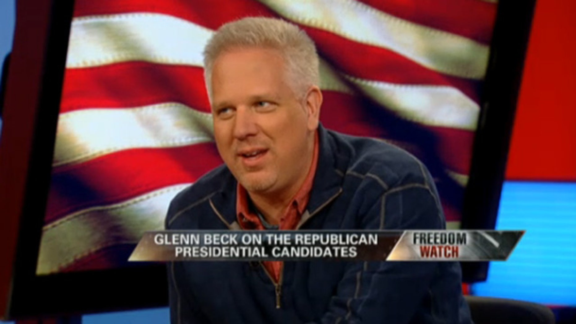 Dec. 9, 2011: Glenn Beck discusses the 2012 election on Fox Business Network.