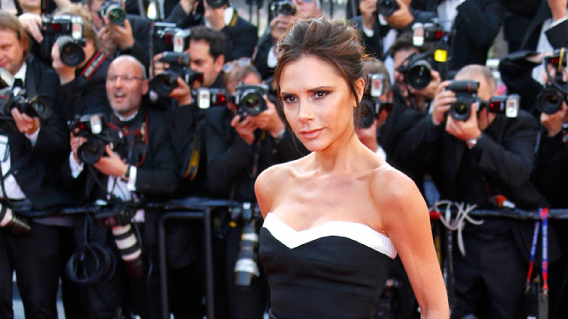 Victoria Beckham has been recognized in Queen Elizabeth's New Year's Honors List
