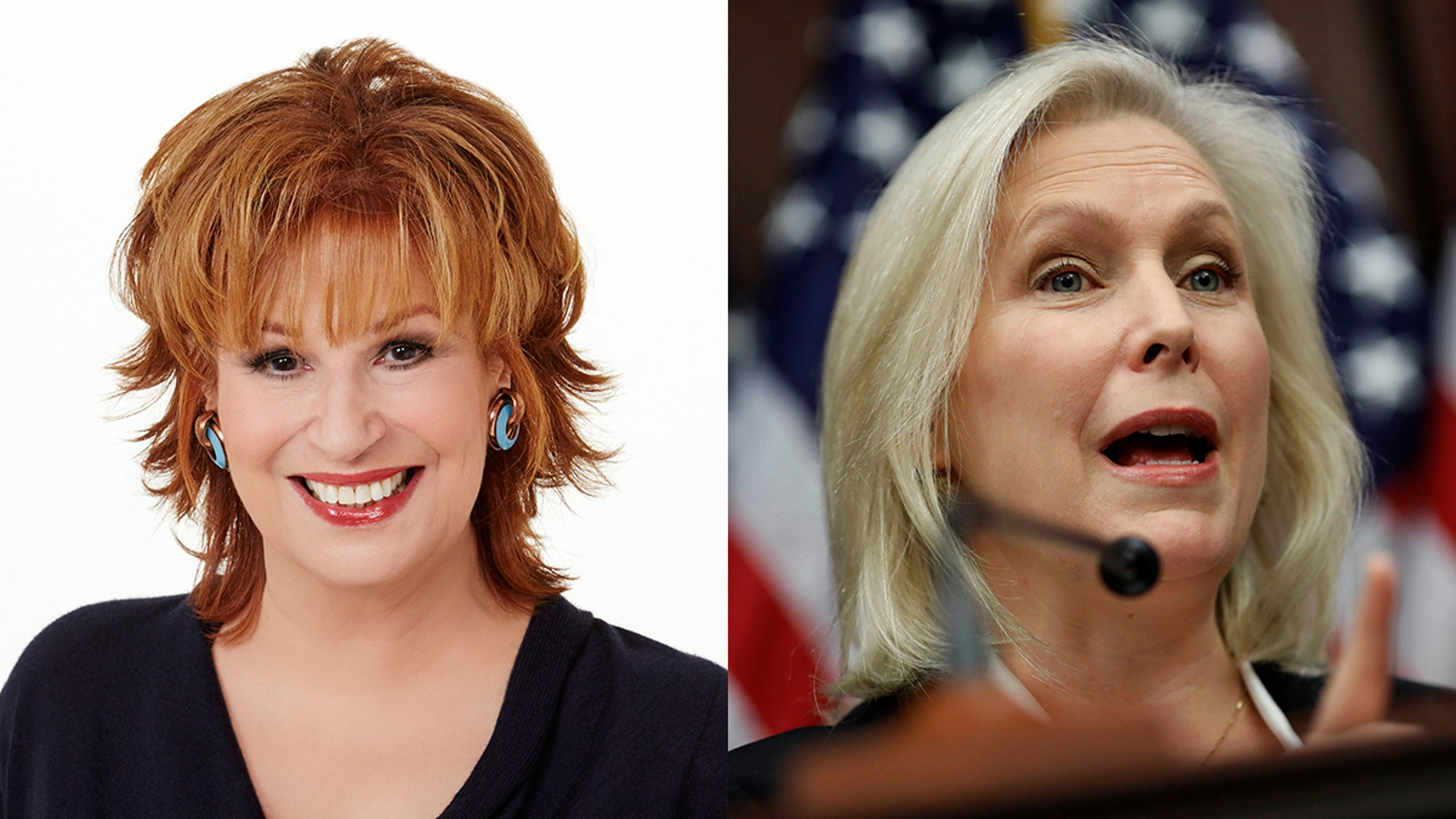 Joy Behar and Democratic Senator Kirsten Gillibrand got heated over the resignation of Al Franken on a recent episode of 'The View.'