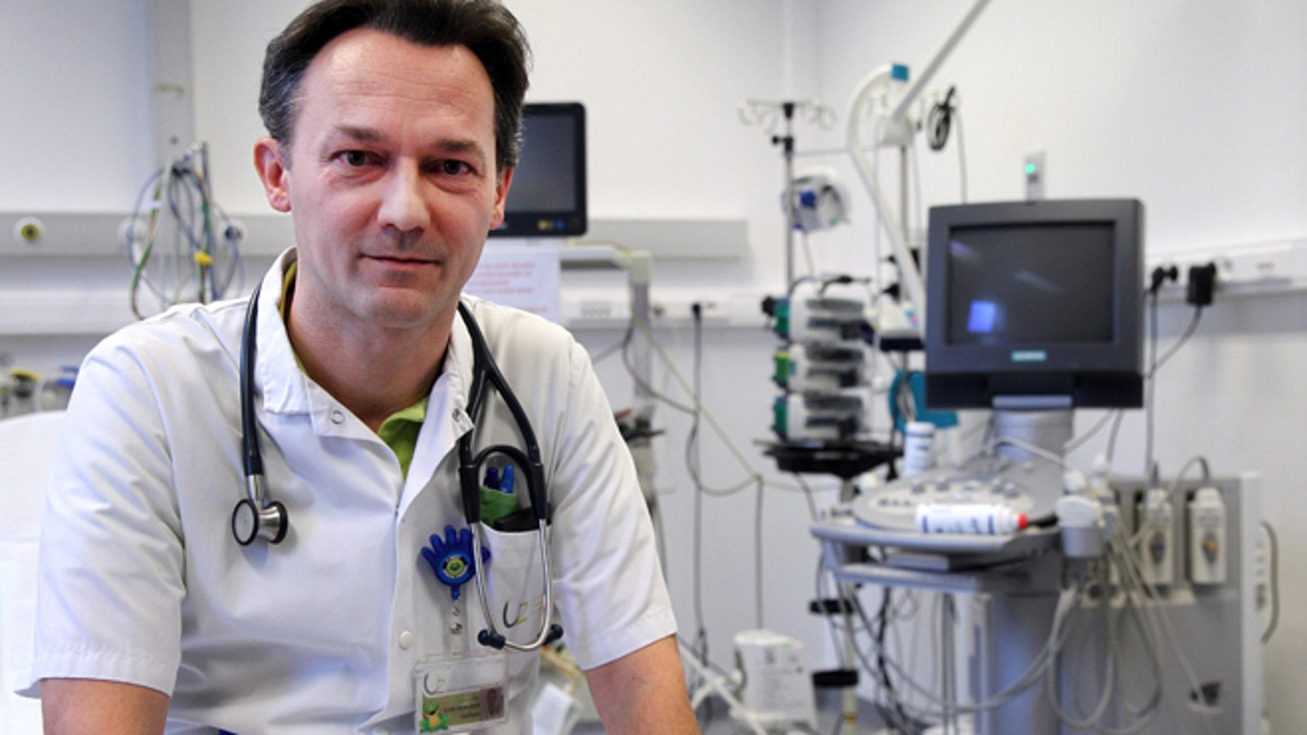 Belgium set to extend euthanasia law to children | Fox News