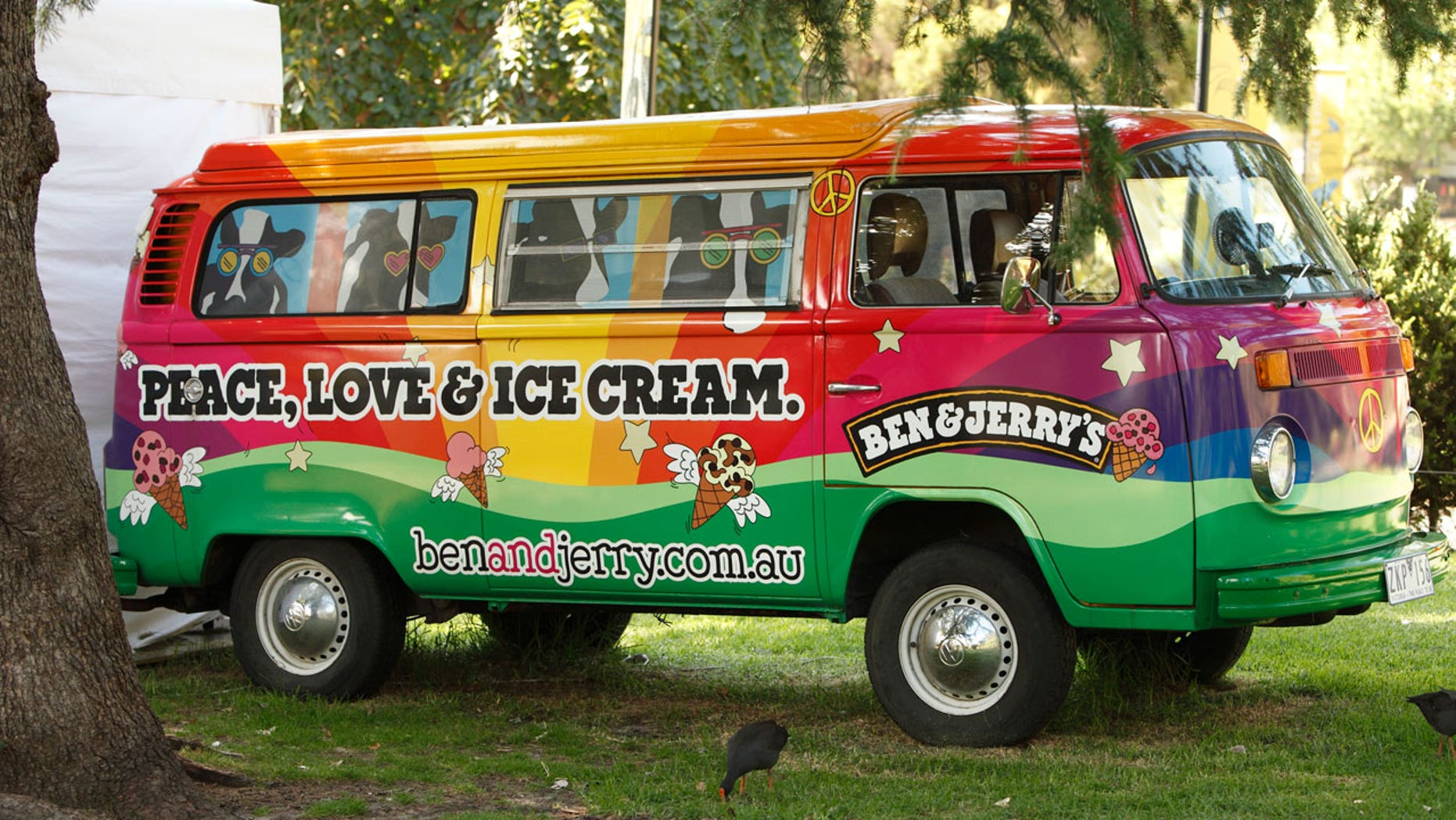 Ben & Jerry's Australia is campaigning for marriage equality in a new campaign.