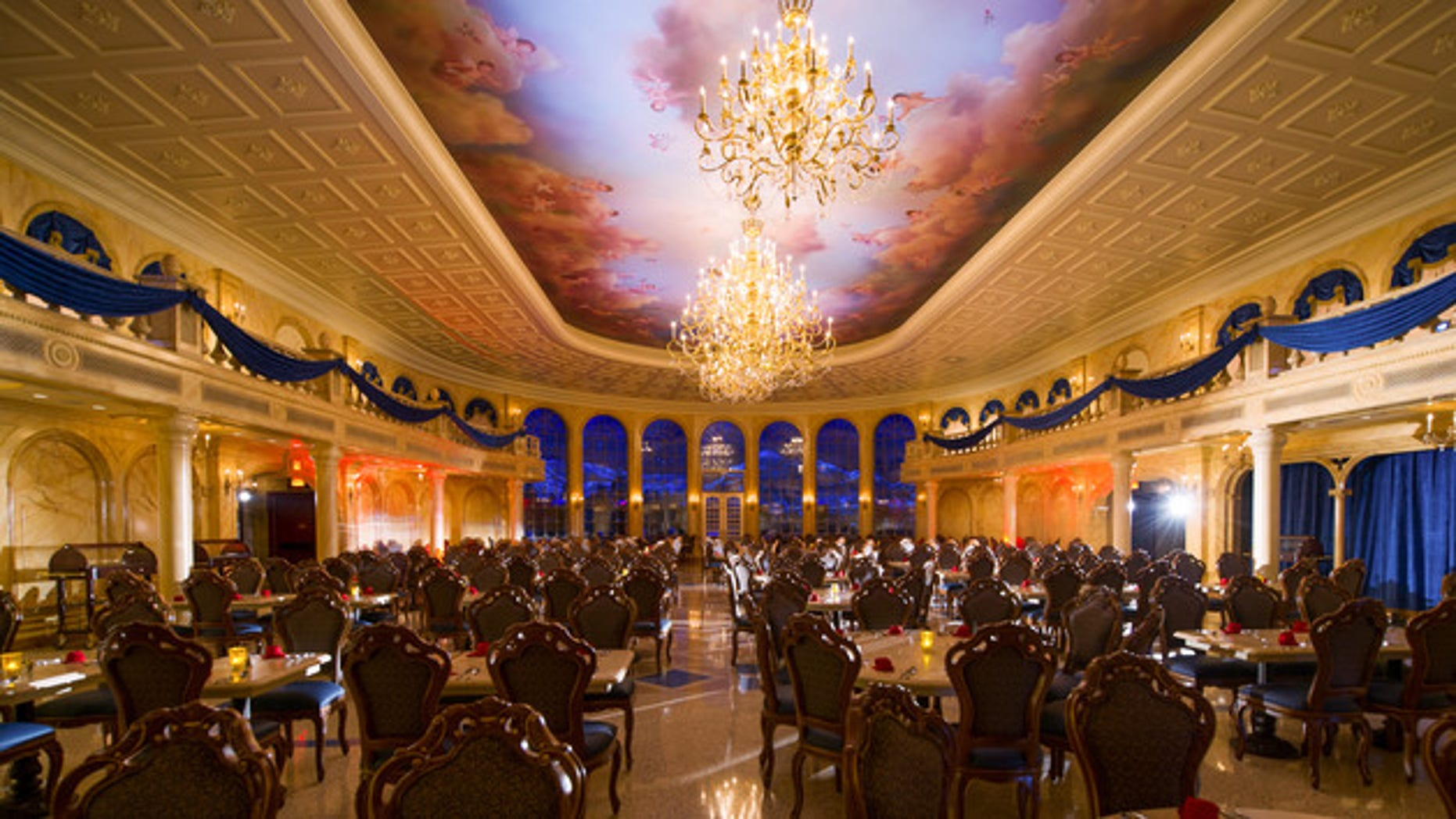 """Disney's """"Be Our Guest"""" restaurant is one of Magic Kingdom's most popular eateries."""