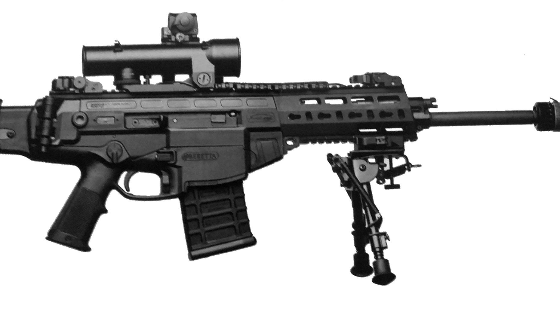 Beretta ARX-200 (Beretta Defense Technologies).